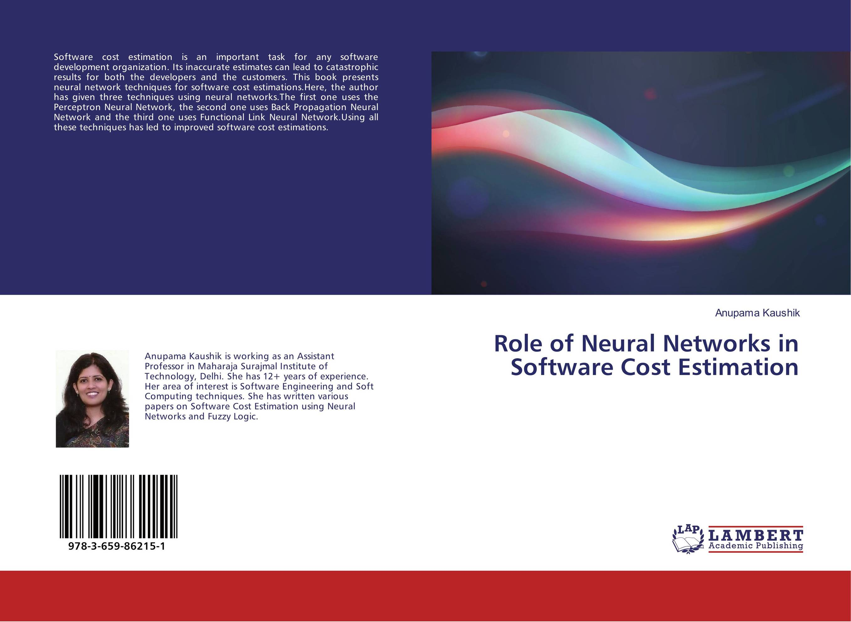 Role of Neural Networks in Software Cost Estimation applying user centered design techniques in software development