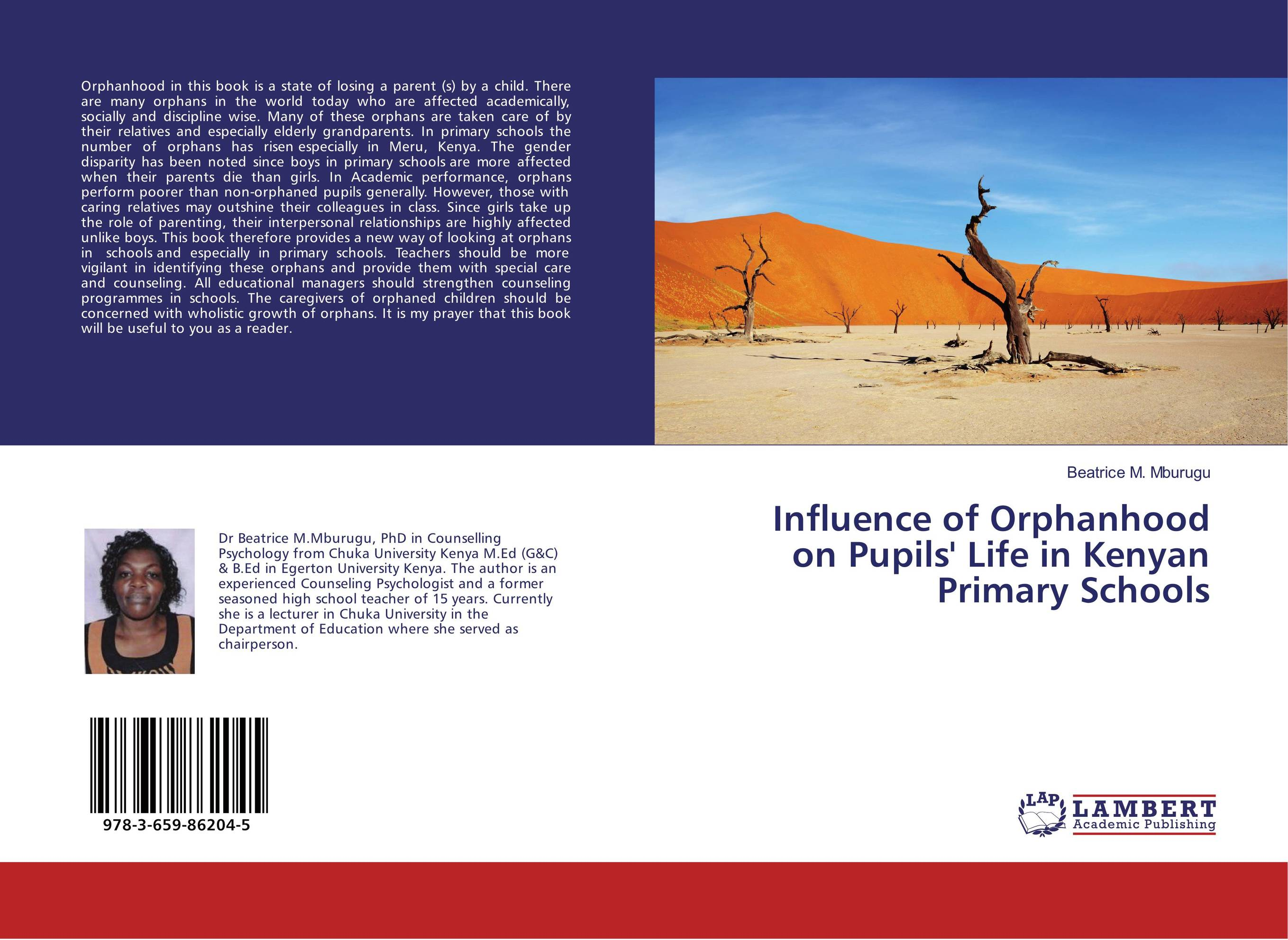 Influence of Orphanhood on Pupils' Life in Kenyan Primary Schools use of role plays in teaching english in primary schools