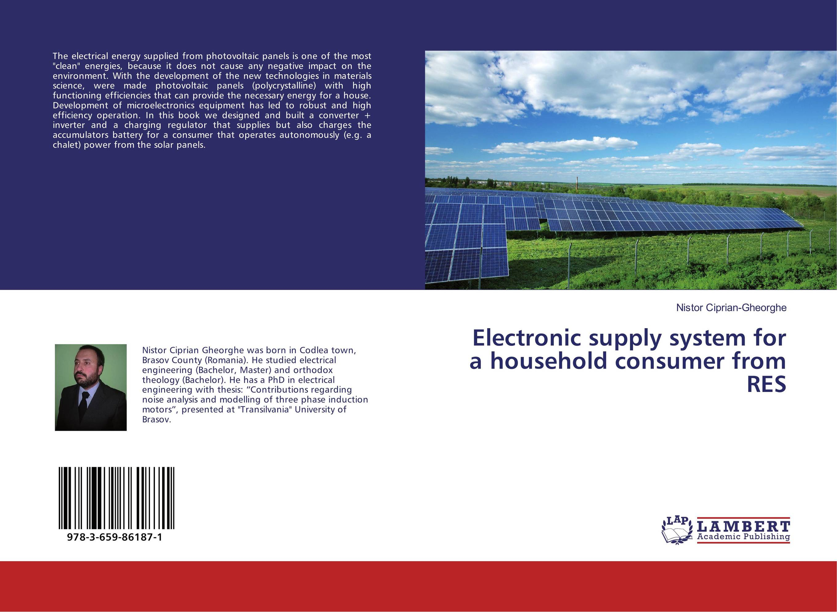 все цены на Electronic supply system for a household consumer from RES онлайн