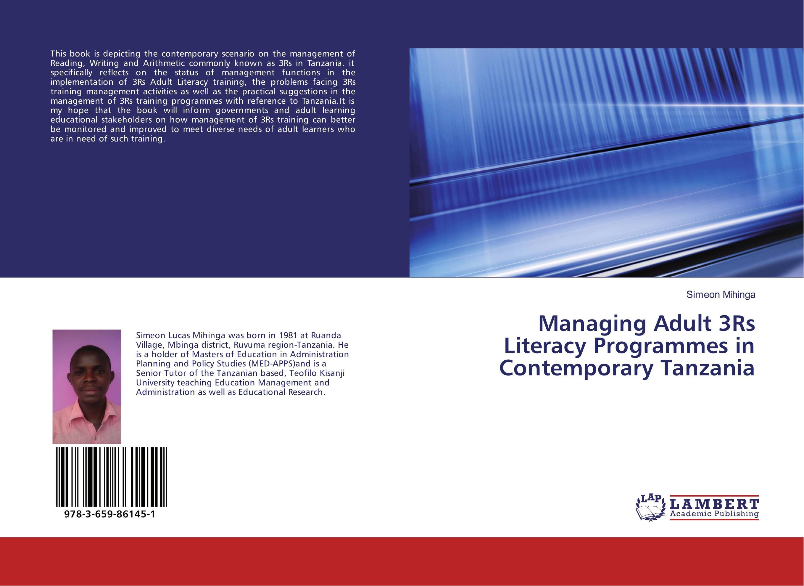 Managing Adult 3Rs Literacy Programmes in Contemporary Tanzania