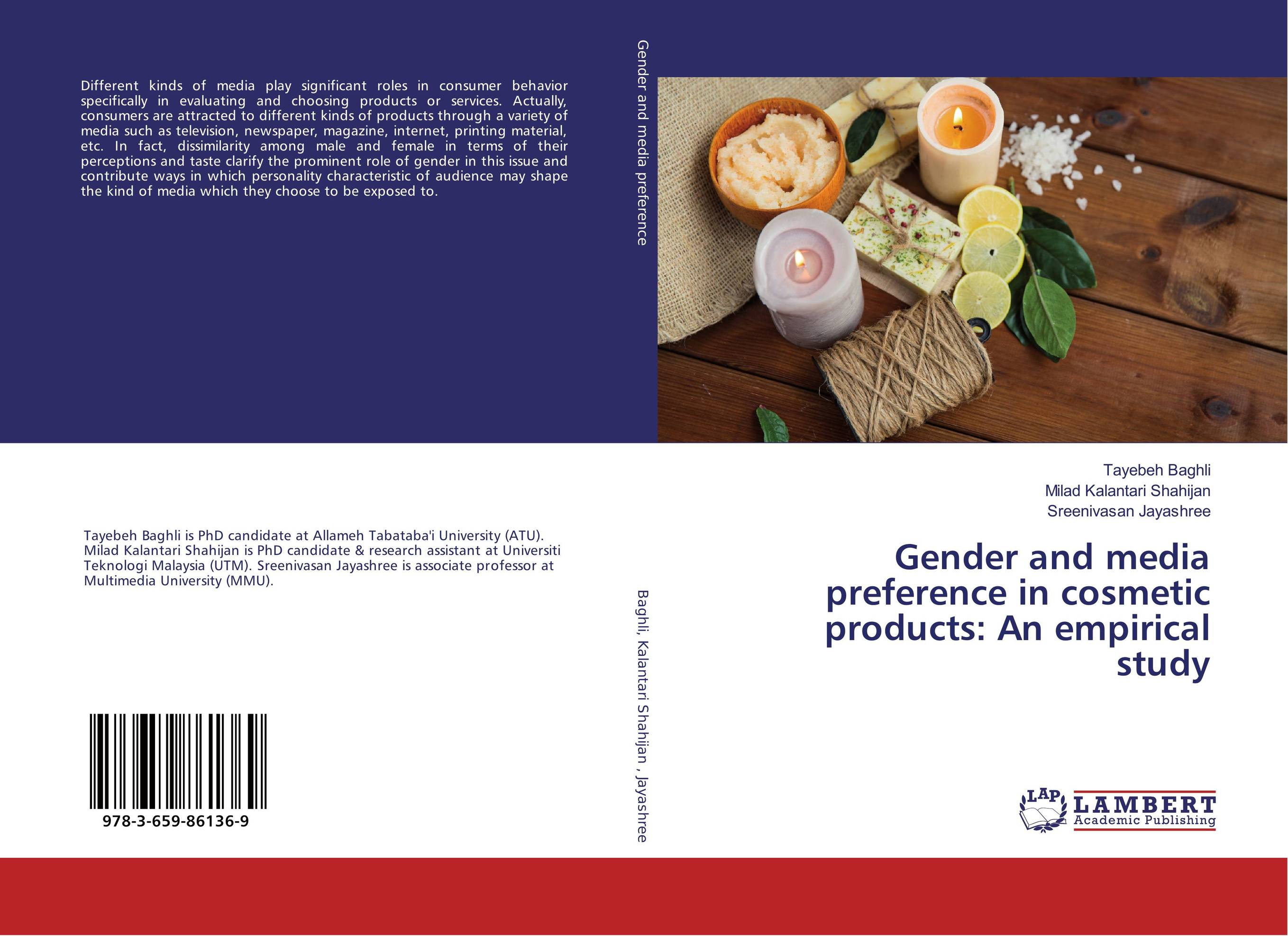 Gender and media preference in cosmetic products: An empirical study