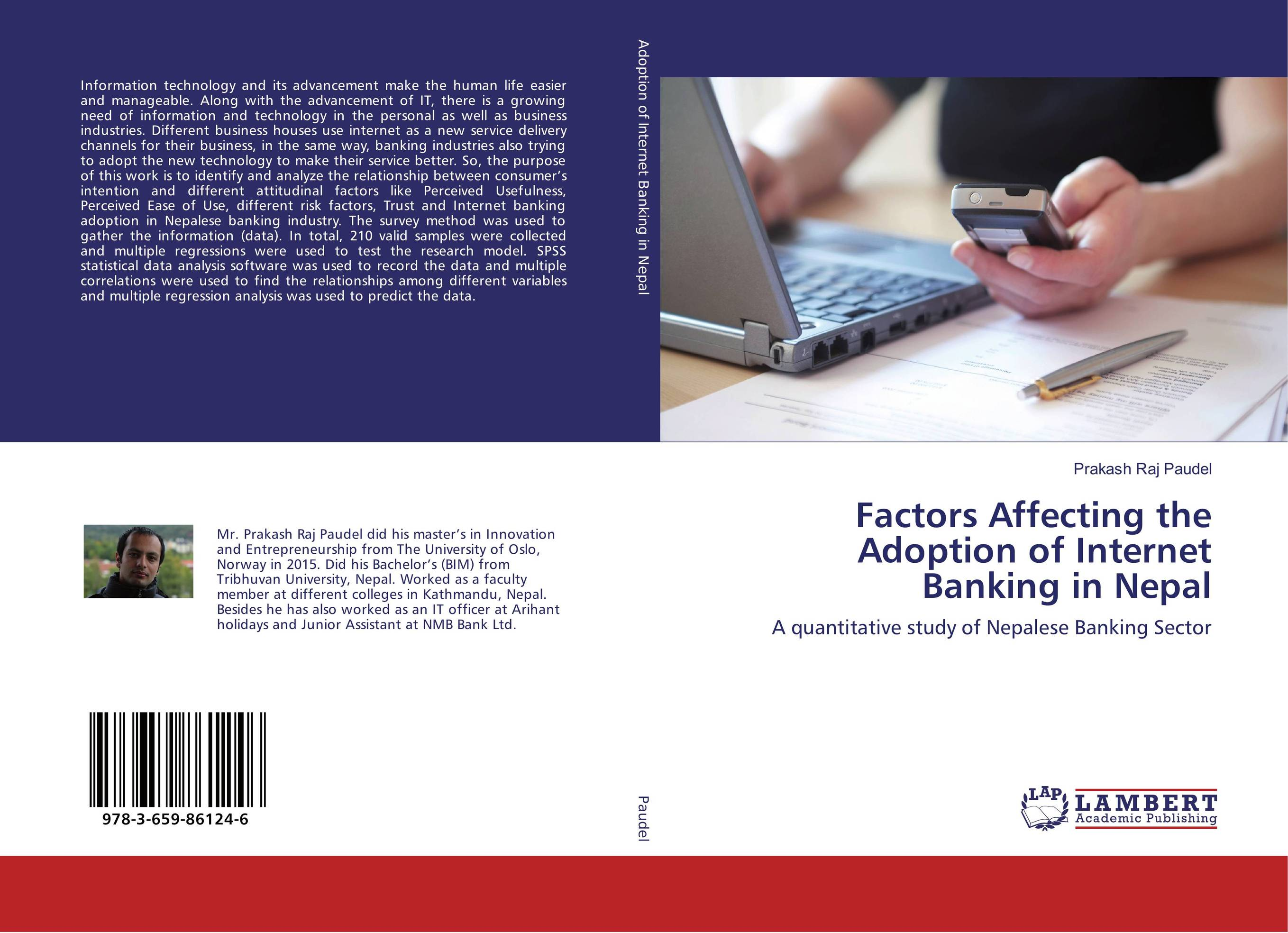 Factors Affecting the Adoption of Internet Banking in Nepal regression analysis of cloud computing adoption for u s hospitals