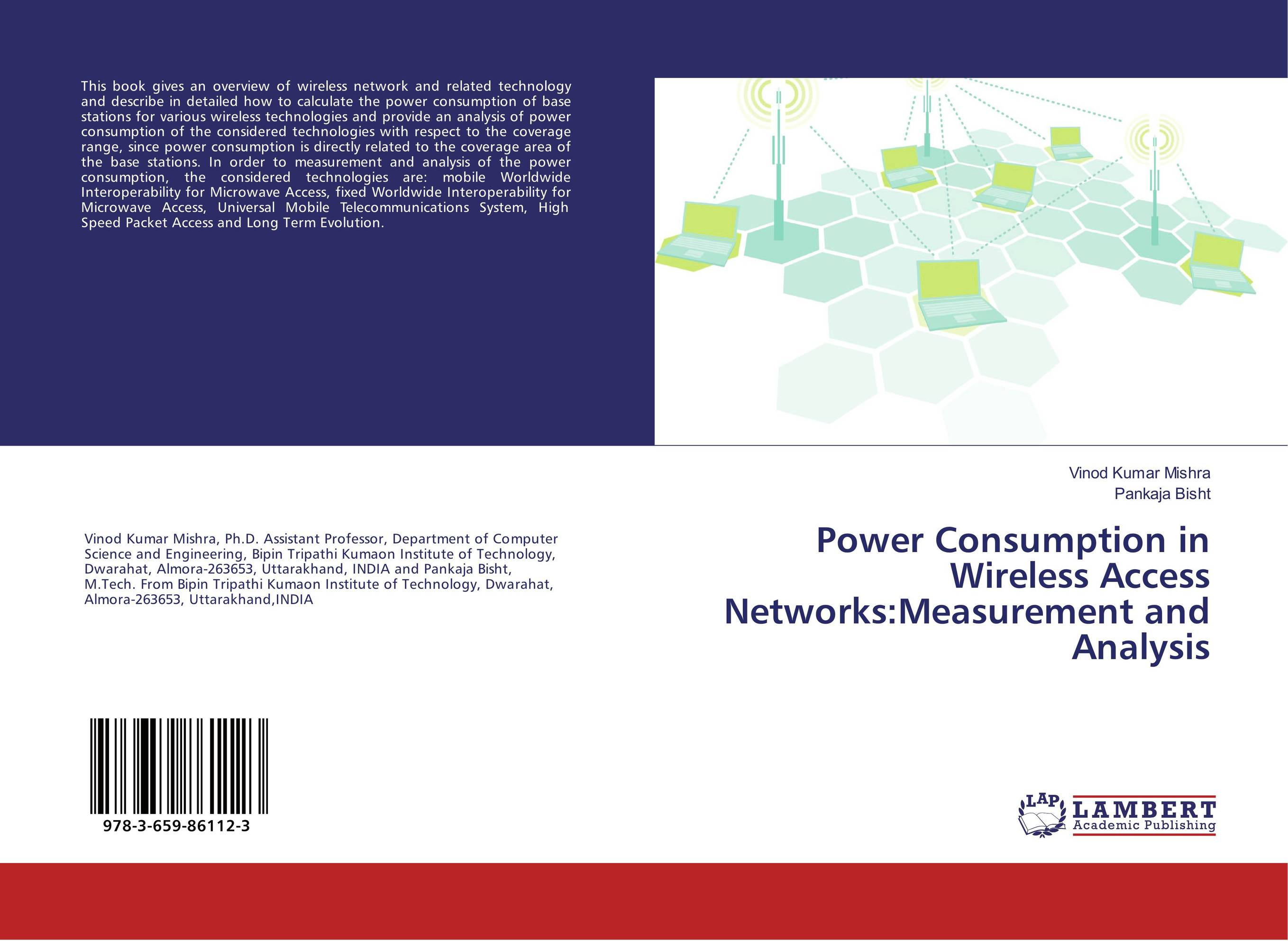 Power Consumption in Wireless Access Networks:Measurement and Analysis