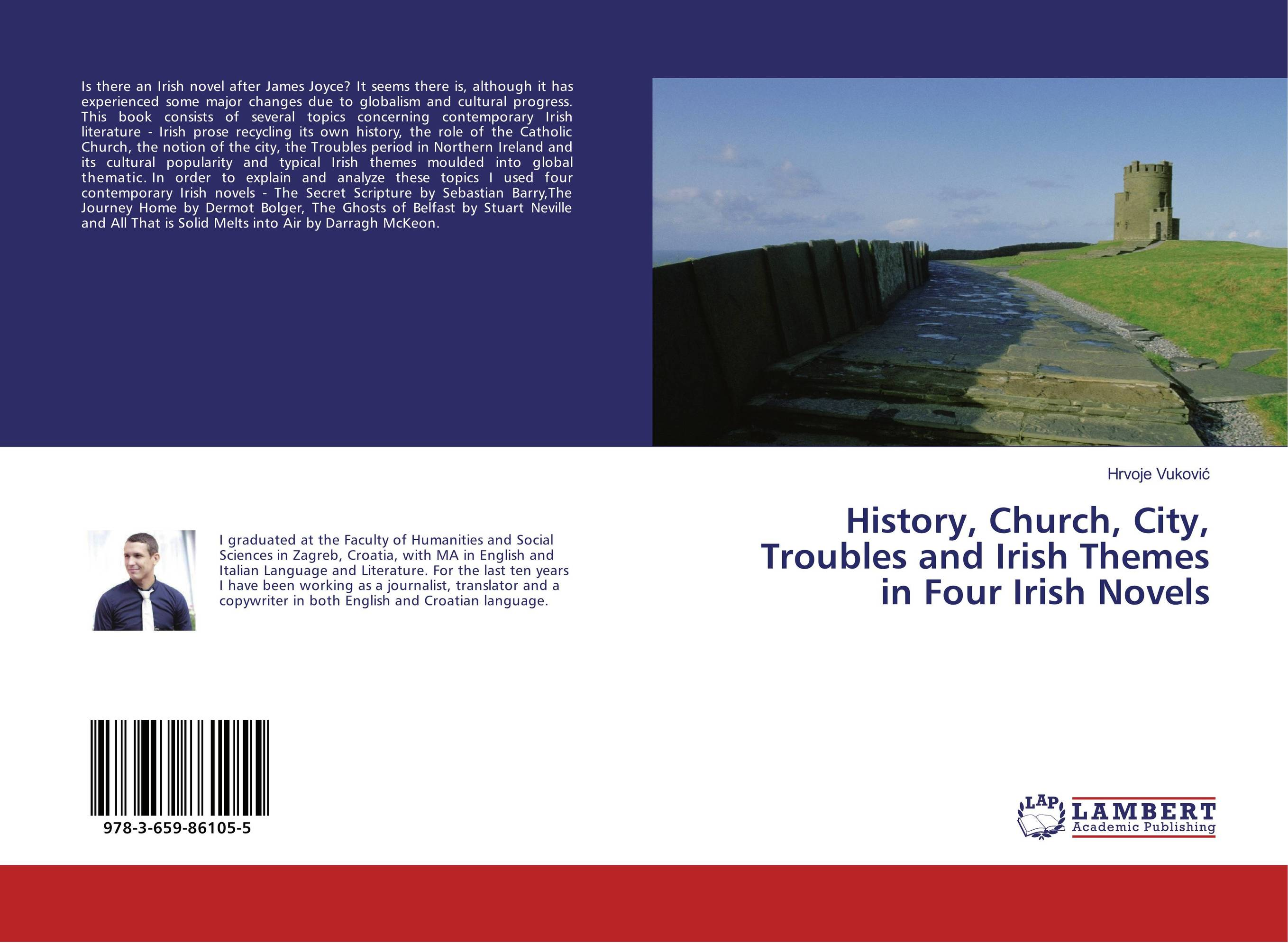 History, Church, City, Troubles and Irish Themes in Four Irish Novels the irish duke