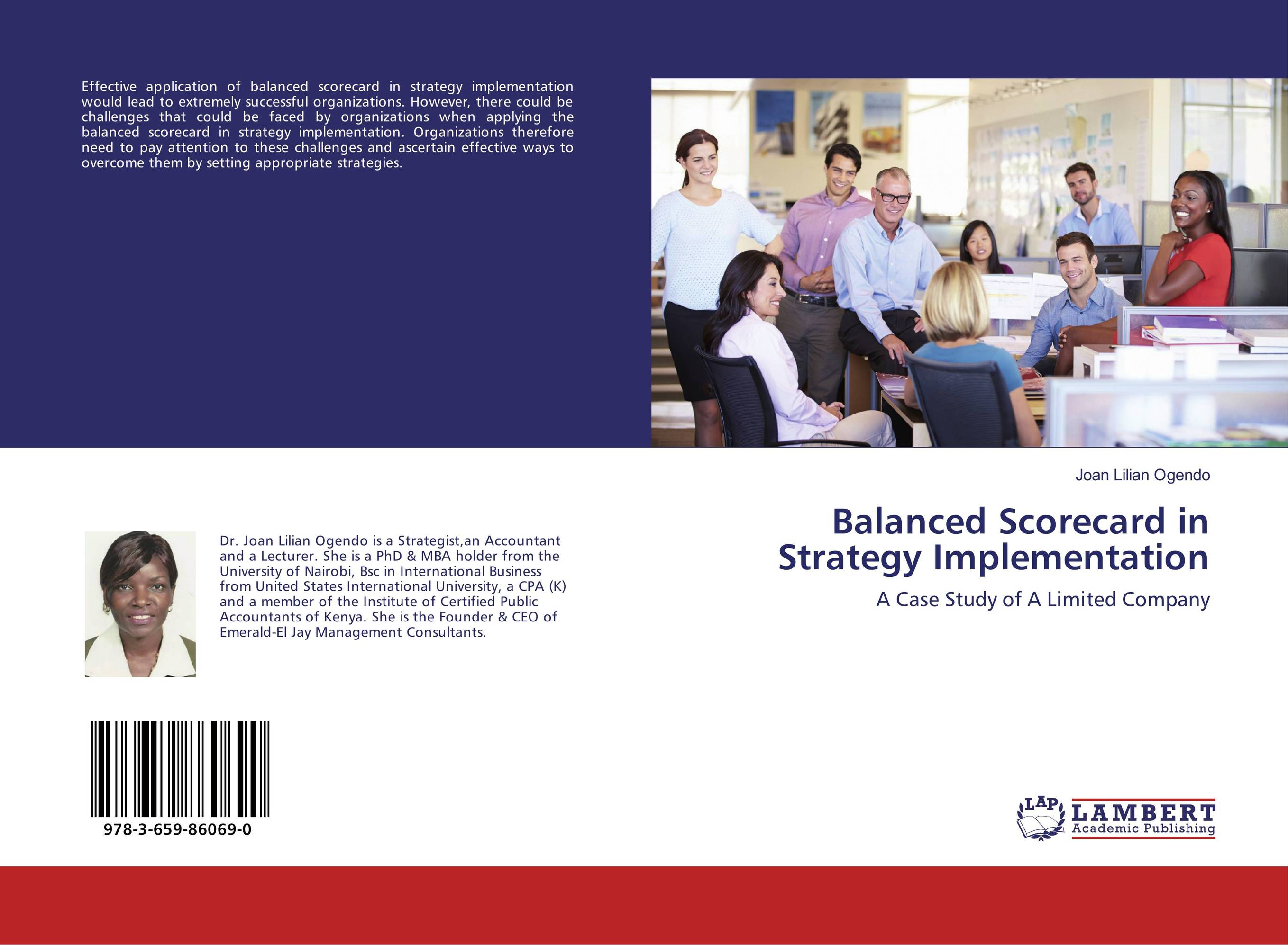 Balanced Scorecard in Strategy Implementation mohan nair essentials of balanced scorecard