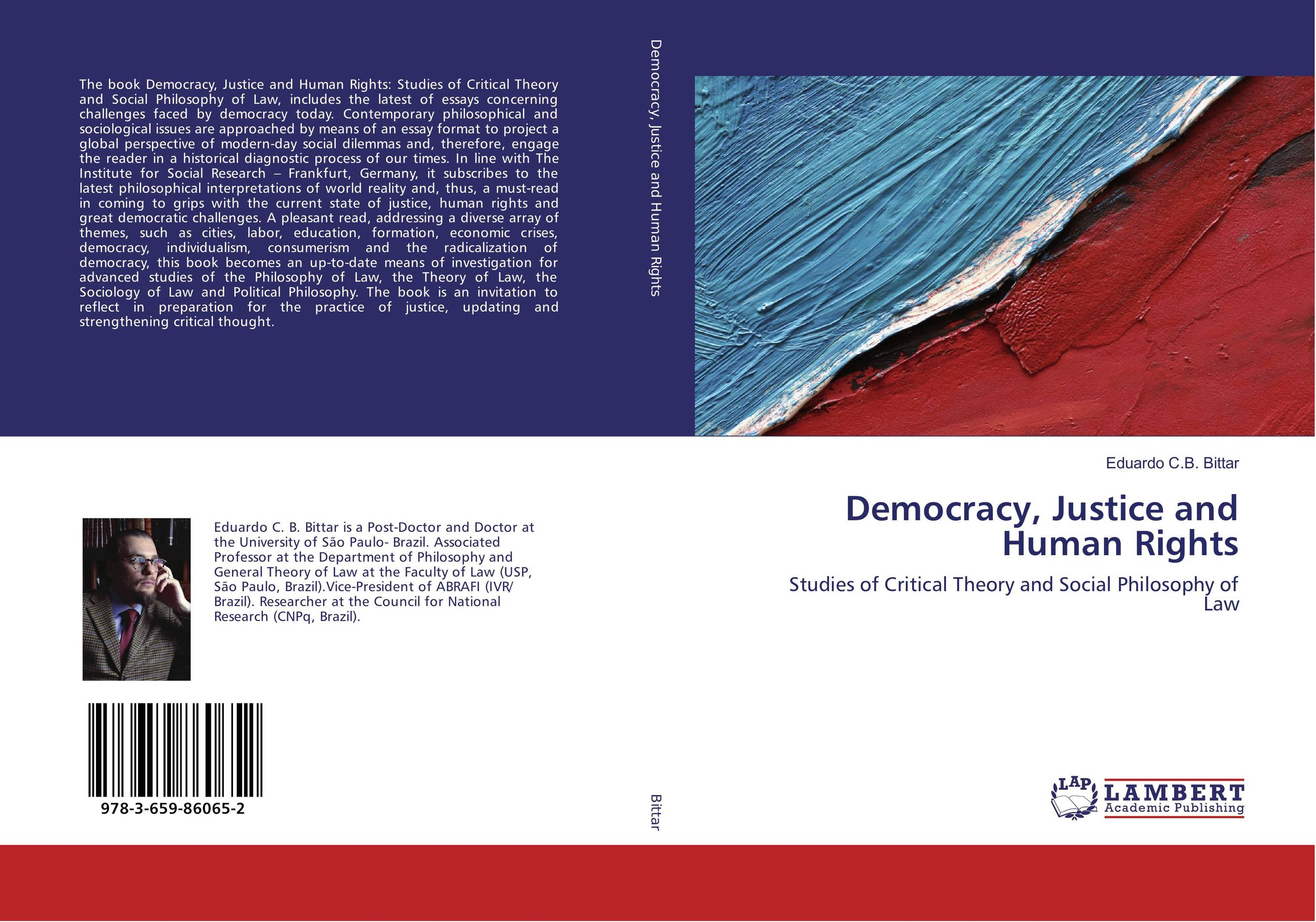 Democracy, Justice and Human Rights affair of state an