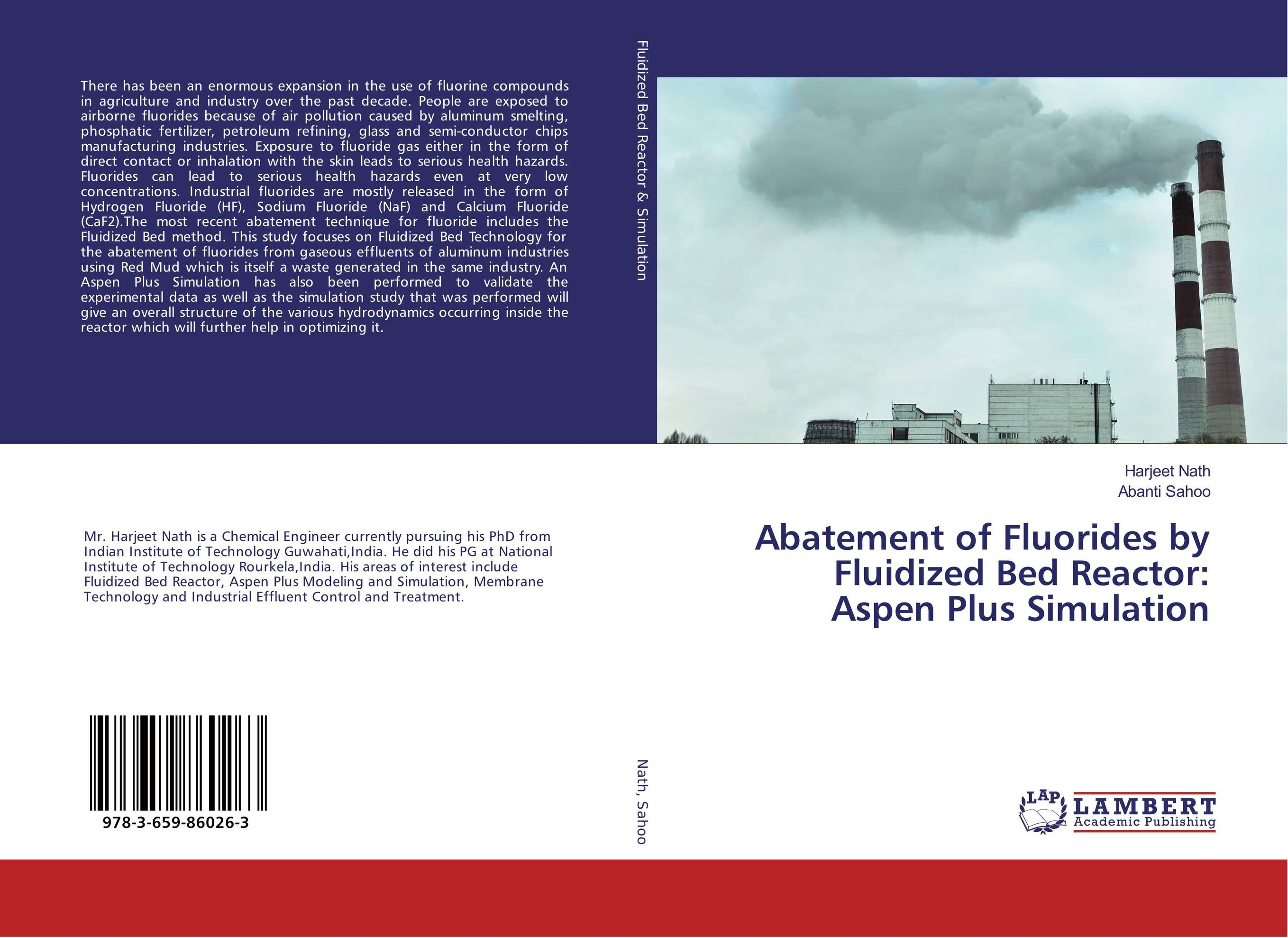 Abatement of Fluorides by Fluidized Bed Reactor: Aspen Plus Simulation fluorides and non skeletal fluorosis