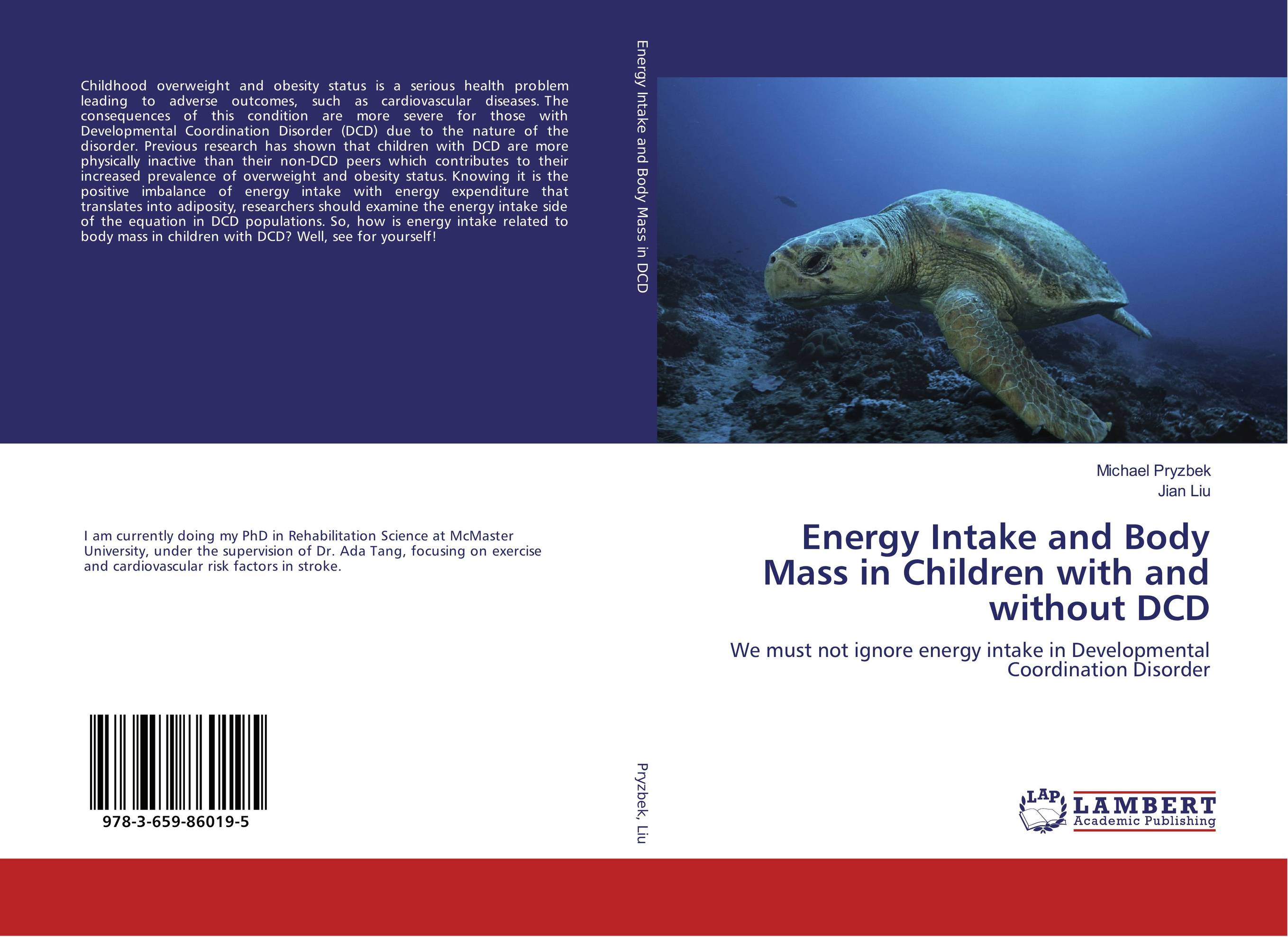 Energy Intake and Body Mass in Children with and without DCD effective interventions for managing overweight and obesity in adults