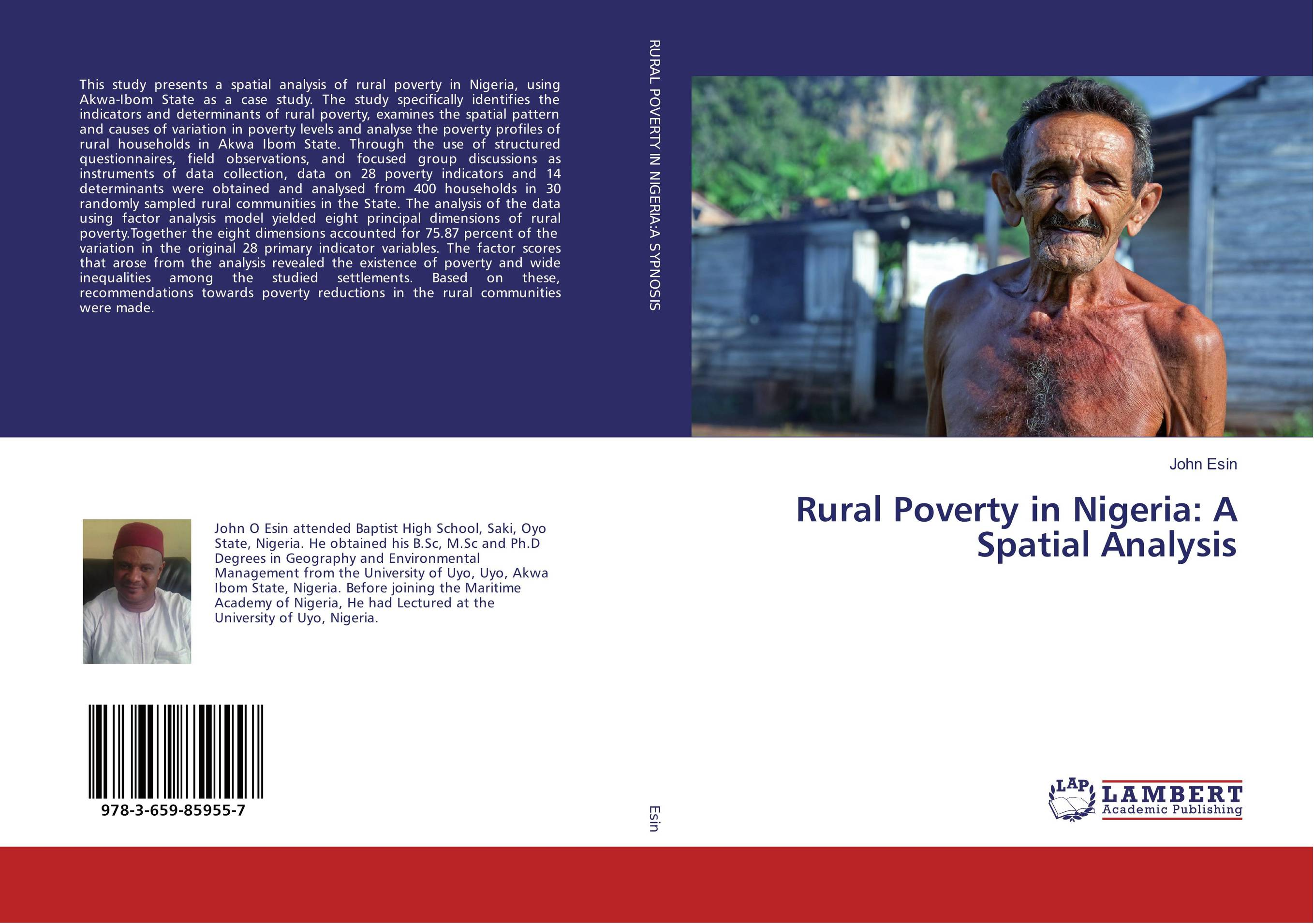 Rural Poverty in Nigeria: A Spatial Analysis dimensions of state building