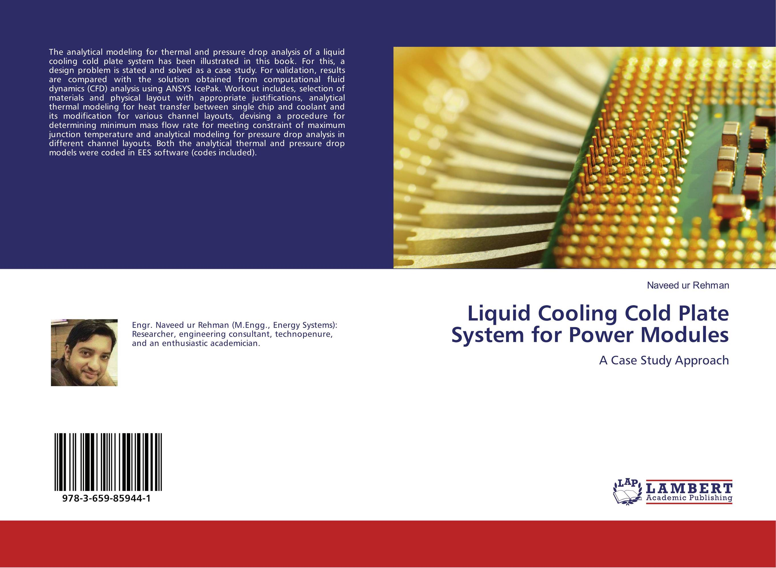 Liquid Cooling Cold Plate System for Power Modules liquid cooling cold plate system for power modules