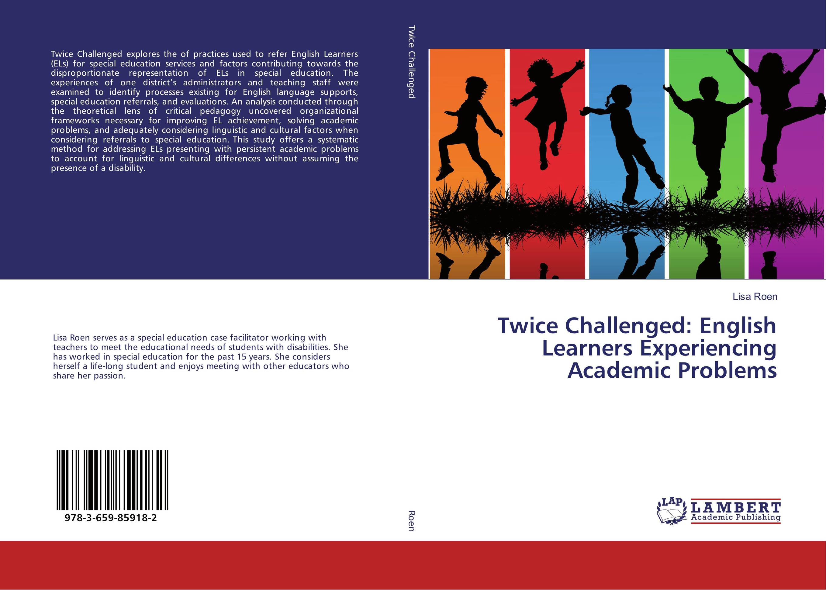 Twice Challenged: English Learners Experiencing Academic Problems camper camper ca555agike75
