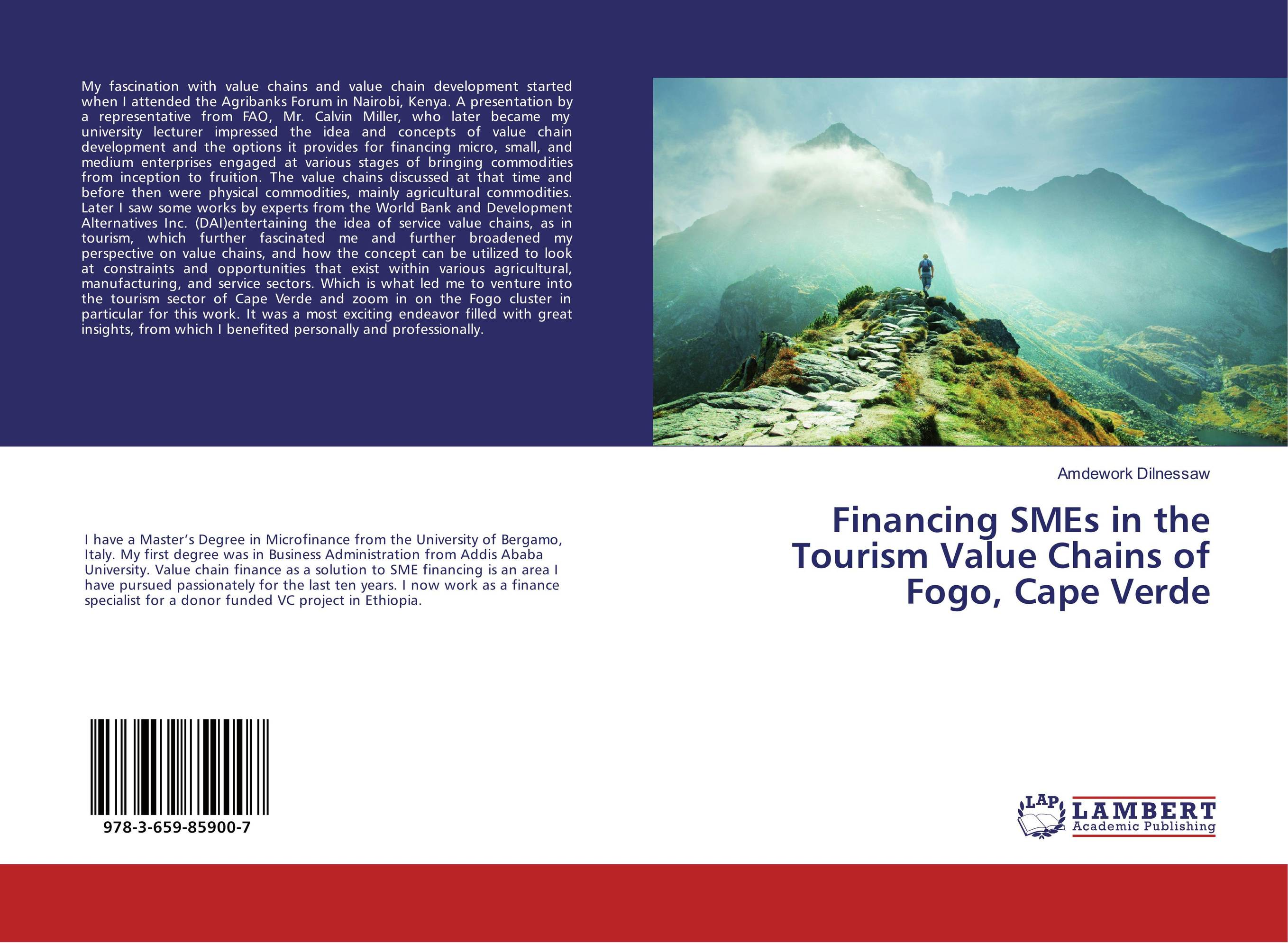 Financing SMEs in the Tourism Value Chains of Fogo, Cape Verde new media and domestic tourism promotion in kenya