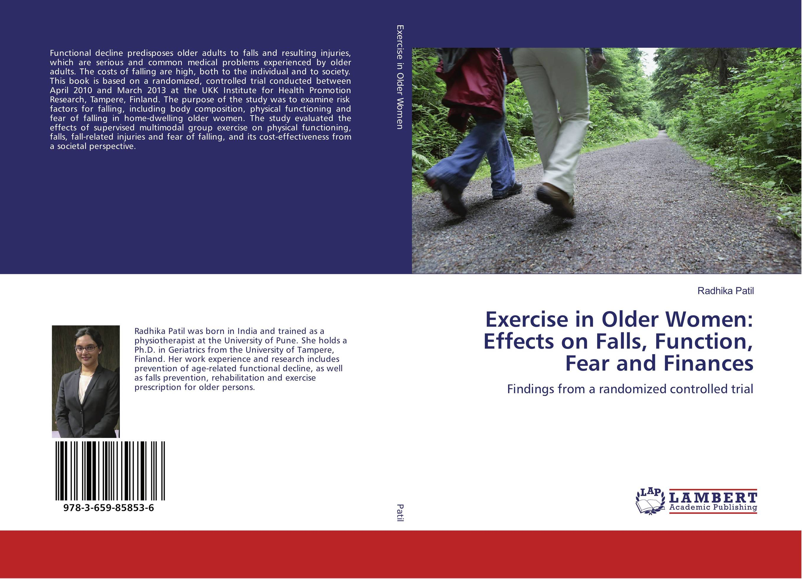Exercise in Older Women: Effects on Falls, Function, Fear and Finances exercise effects on morphine