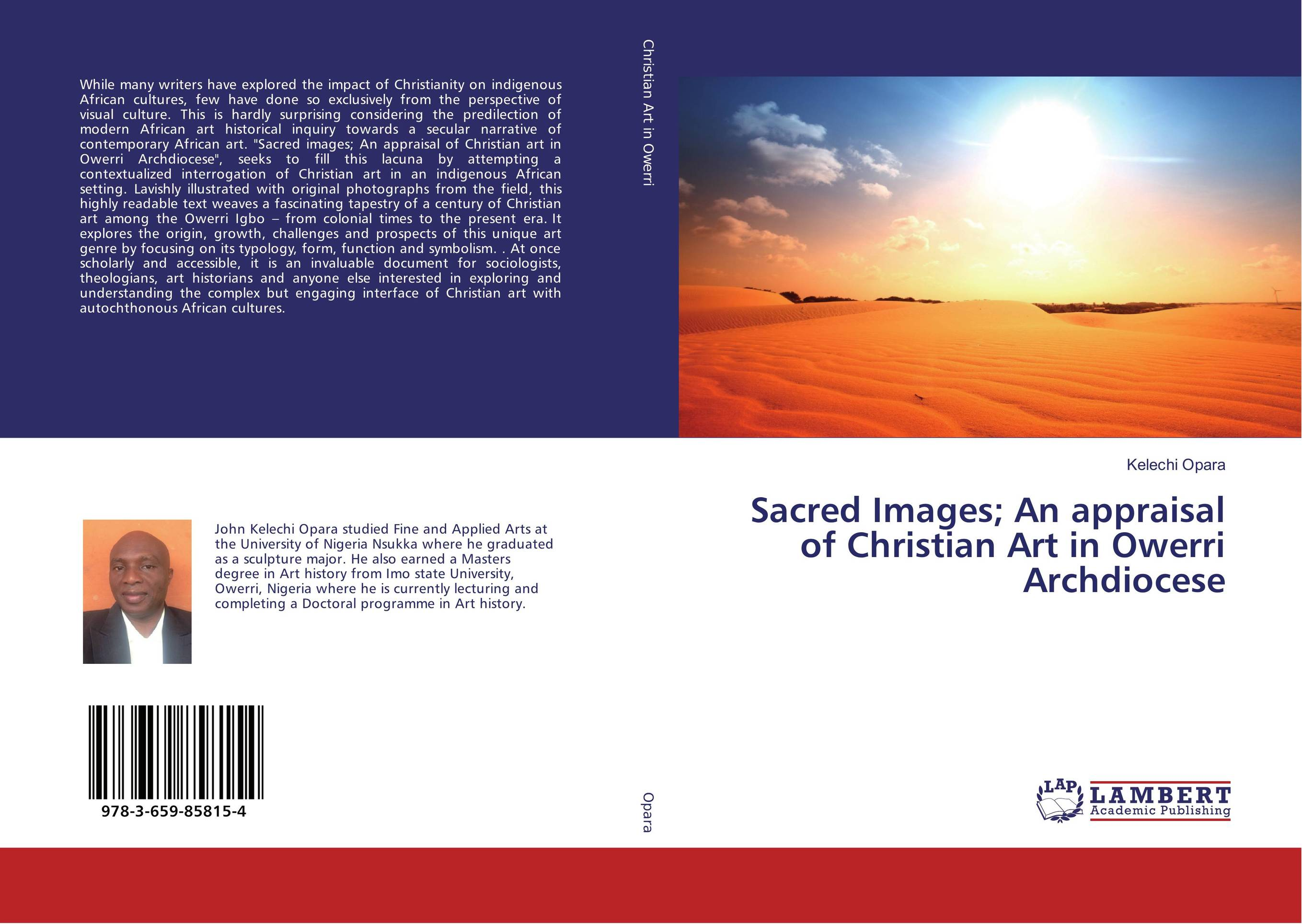 Sacred Images; An appraisal of Christian Art in Owerri Archdiocese duncan bruce the dream cafe lessons in the art of radical innovation