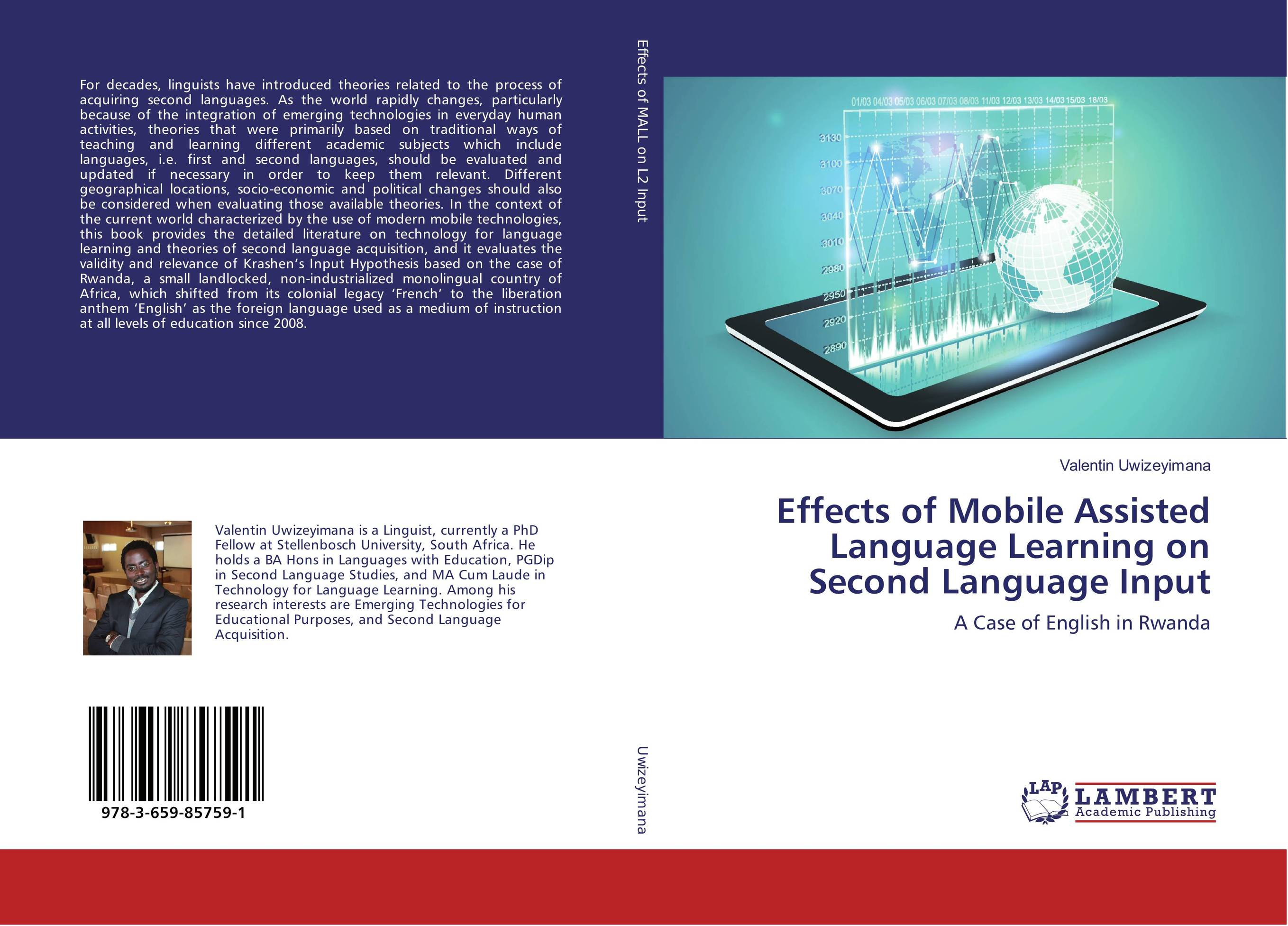 Effects of Mobile Assisted Language Learning on Second Language Input zoltan dornyei the psychology of second language acquisition
