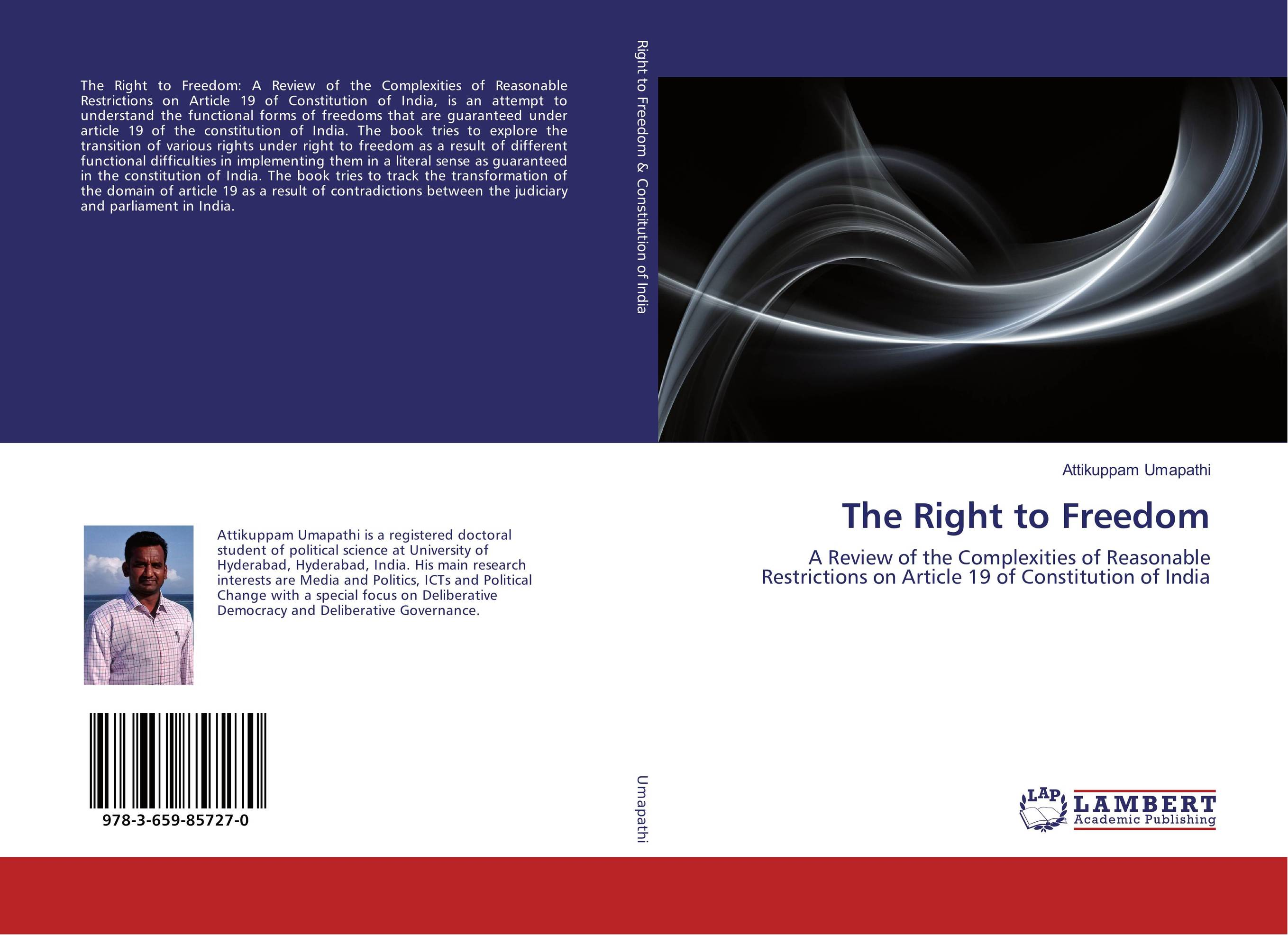 The Right to Freedom