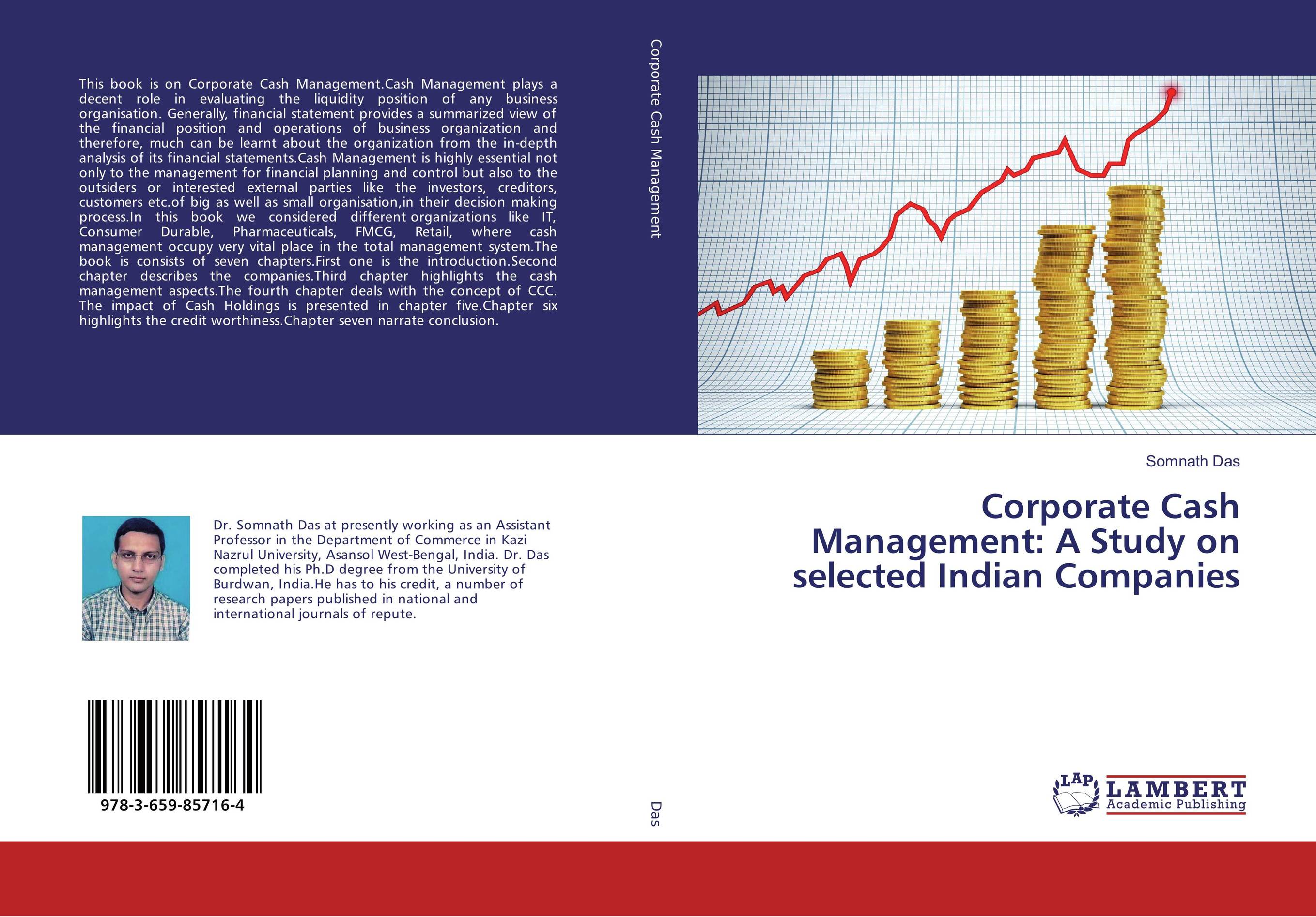 Corporate Cash Management: A Study on selected Indian Companies