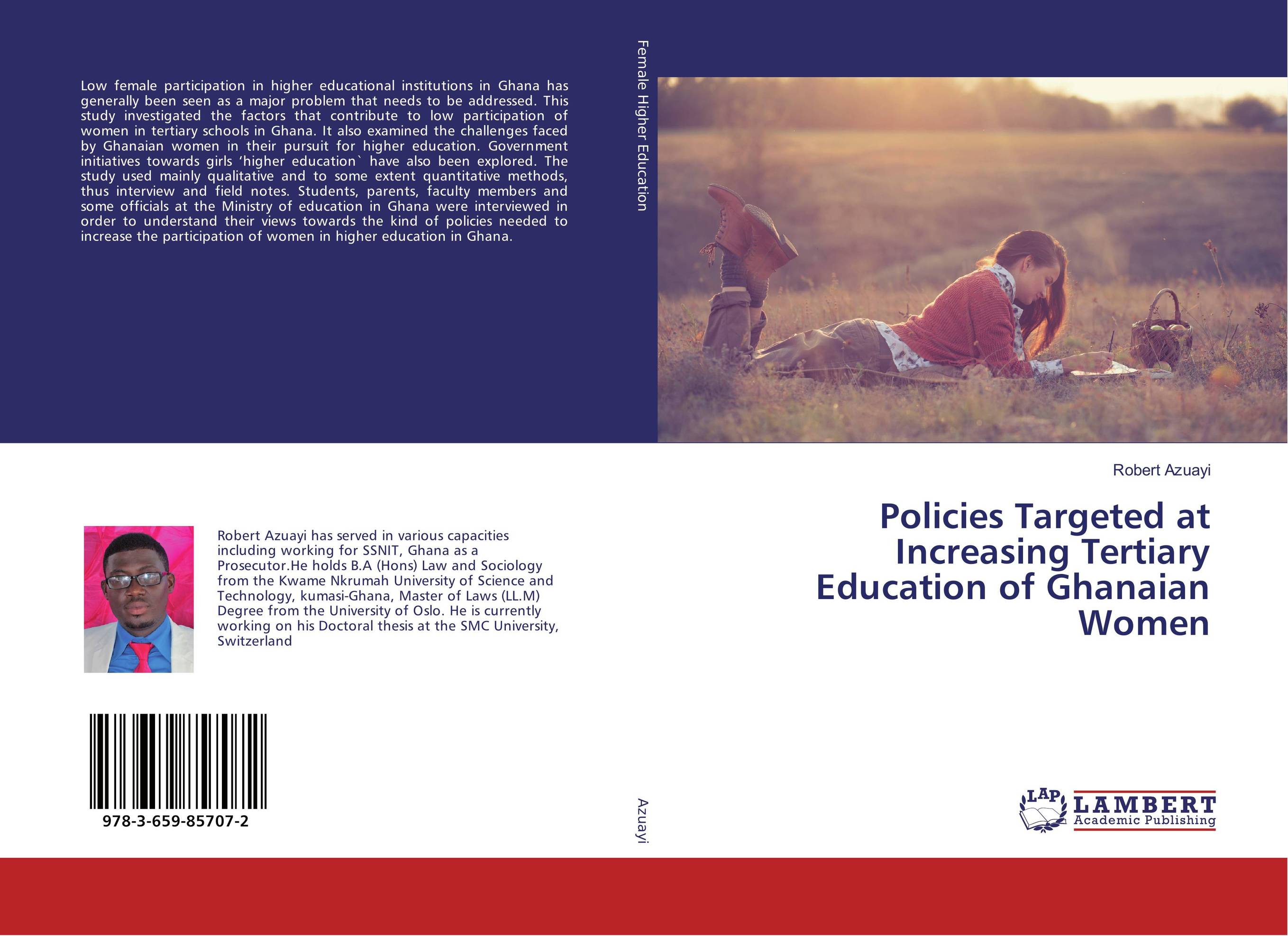 Policies Targeted at Increasing Tertiary Education of Ghanaian Women microsimulation modeling of ict policies at firm level