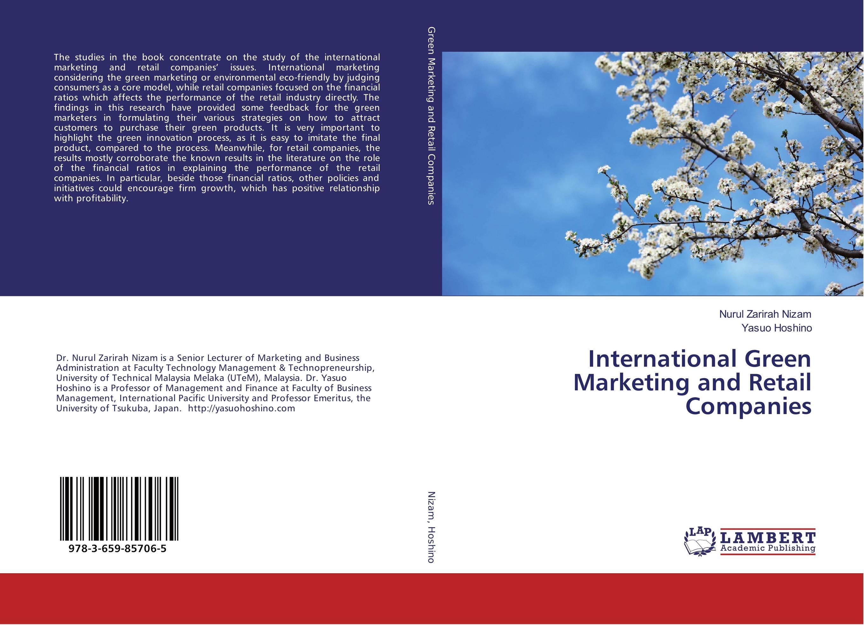 International Green Marketing and Retail Companies