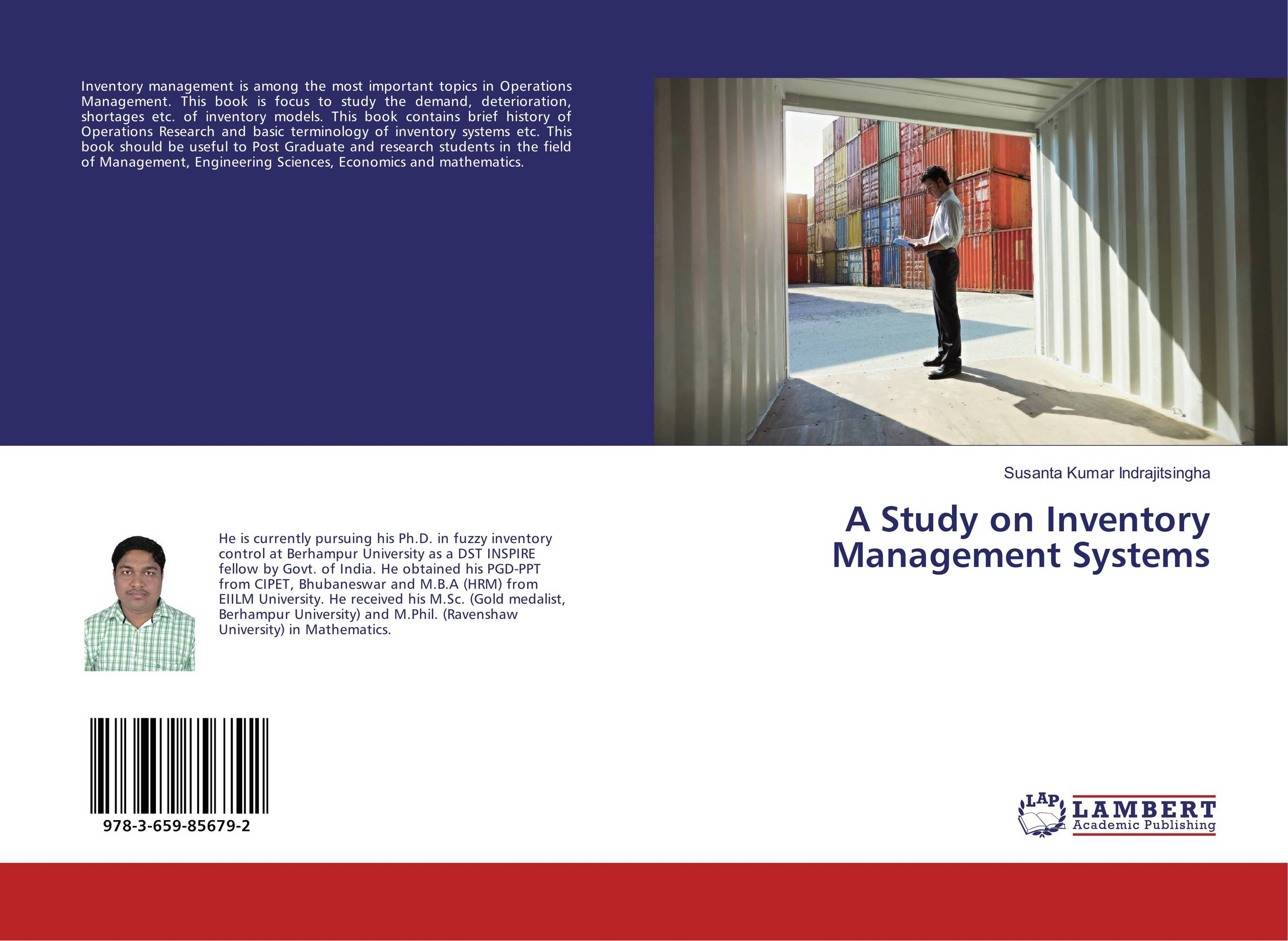 A Study on Inventory Management Systems robert davis a demand driven inventory optimization and replenishment creating a more efficient supply chain