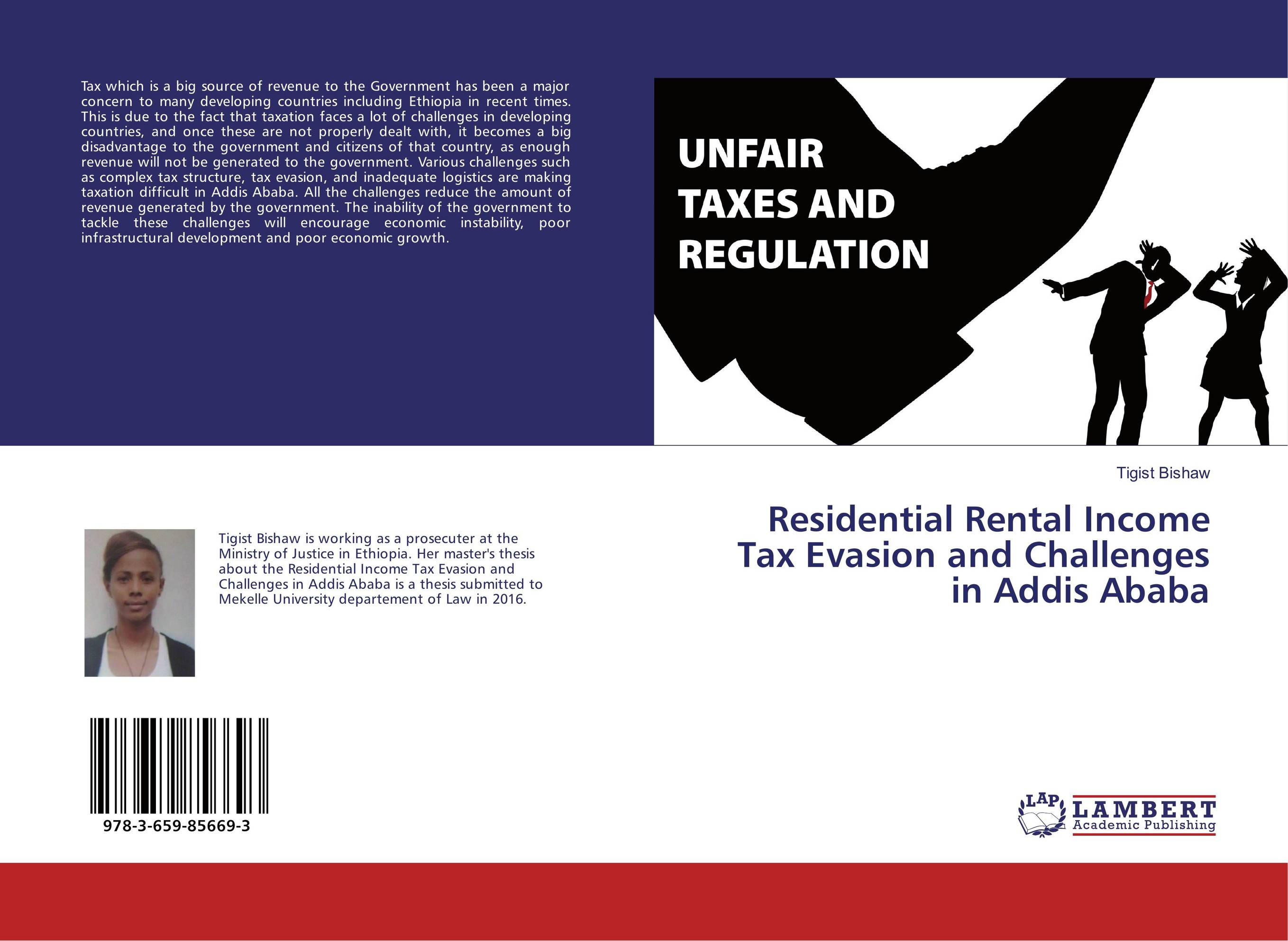 Residential Rental Income Tax Evasion and Challenges in Addis Ababa