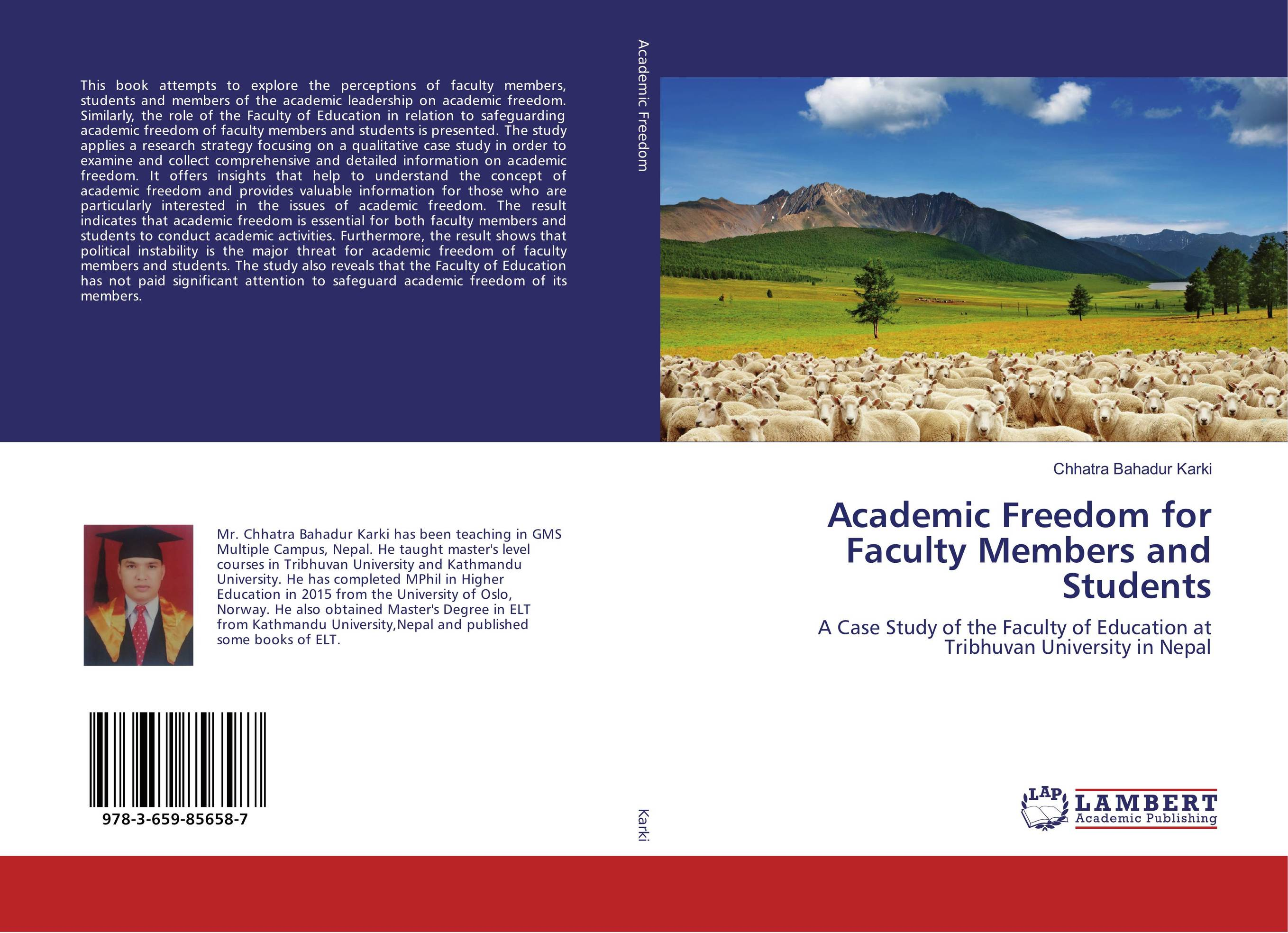 Academic Freedom for Faculty Members and Students hewings martin thaine craig cambridge academic english advanced students book