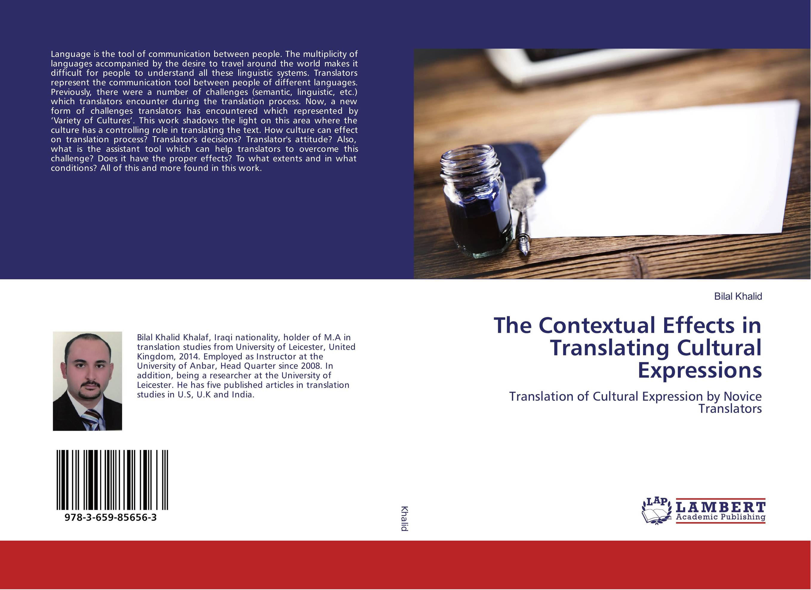The Contextual Effects in Translating Cultural Expressions introduction to the languages of the world