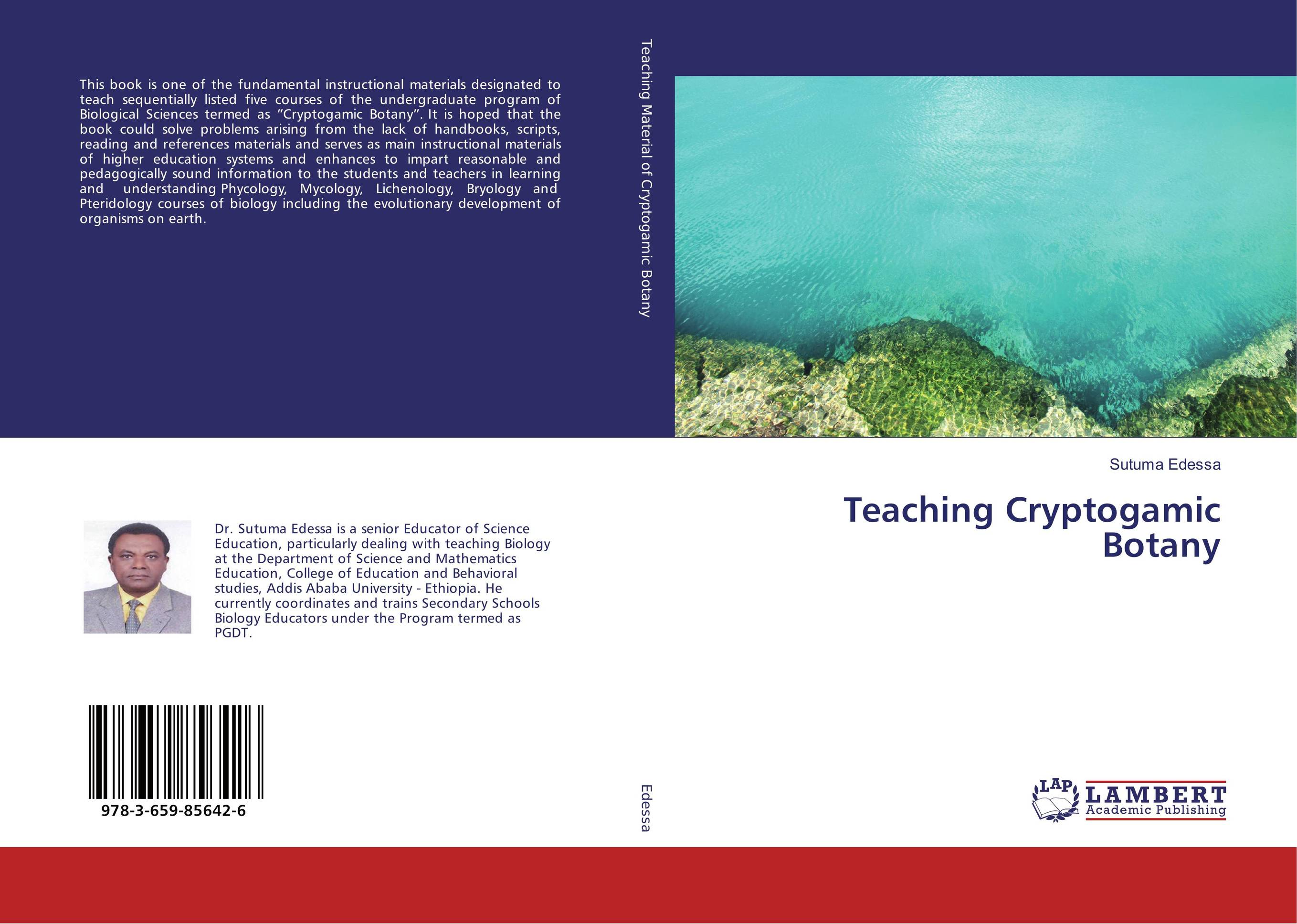 Teaching Cryptogamic Botany the use of instructional materials in the pedagogy of english