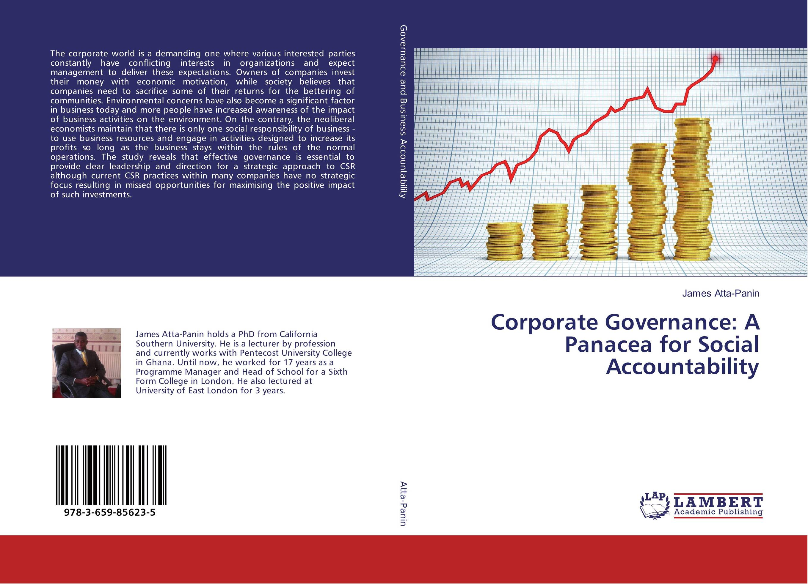 Corporate Governance: A Panacea for Social Accountability corporate governance and firm value