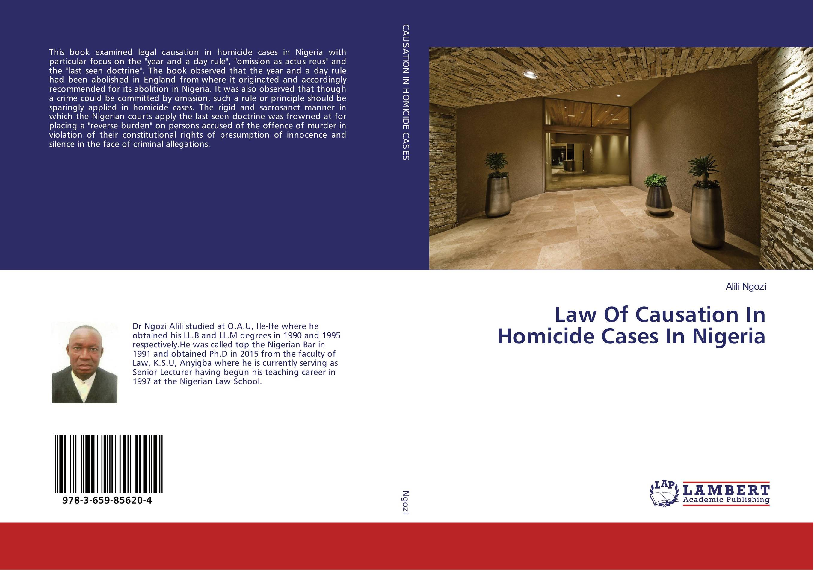 Law Of Causation In Homicide Cases In Nigeria the last witch of langenburg – murder in a german village