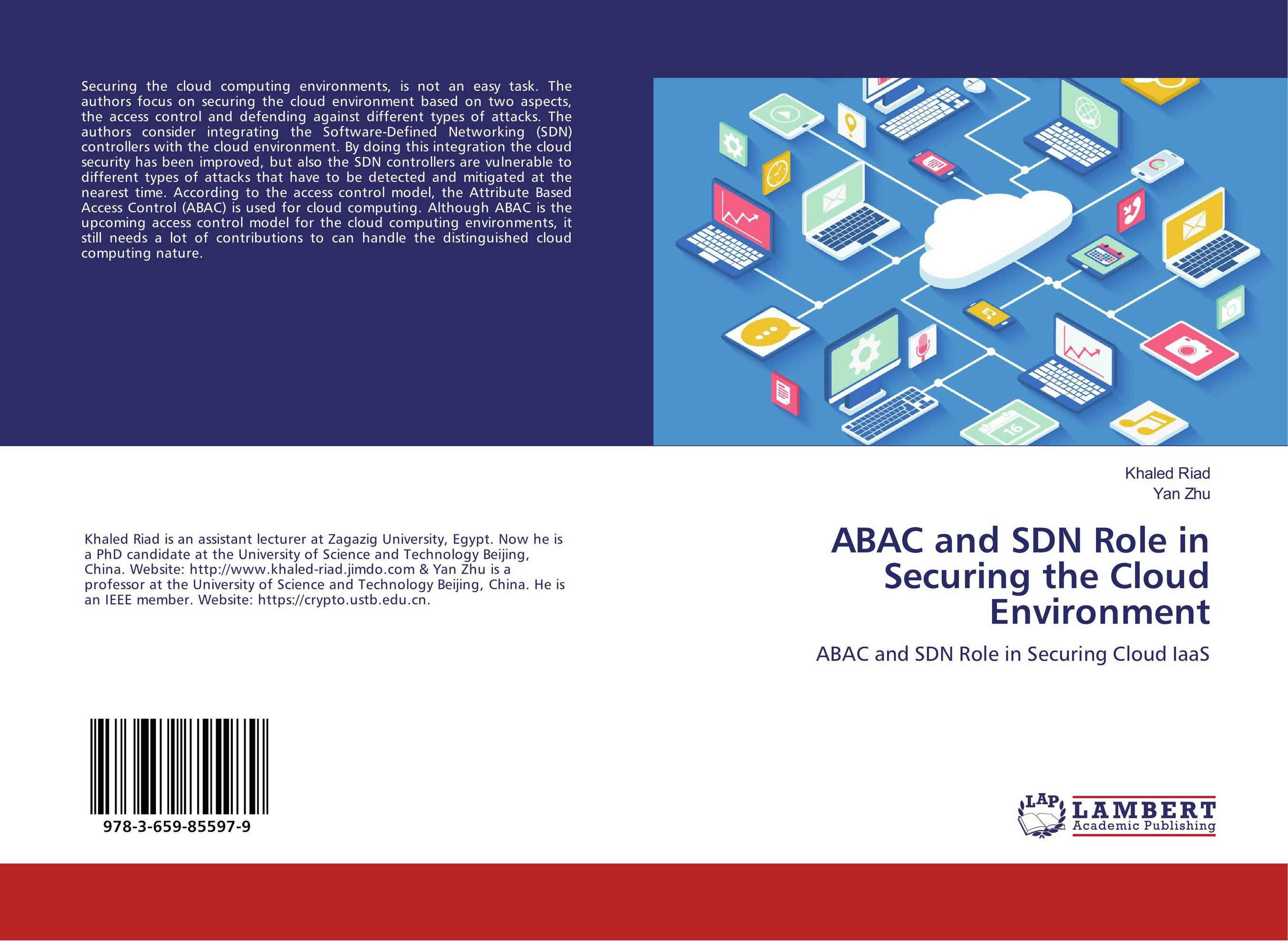 ABAC and SDN Role in Securing the Cloud Environment cloud computing