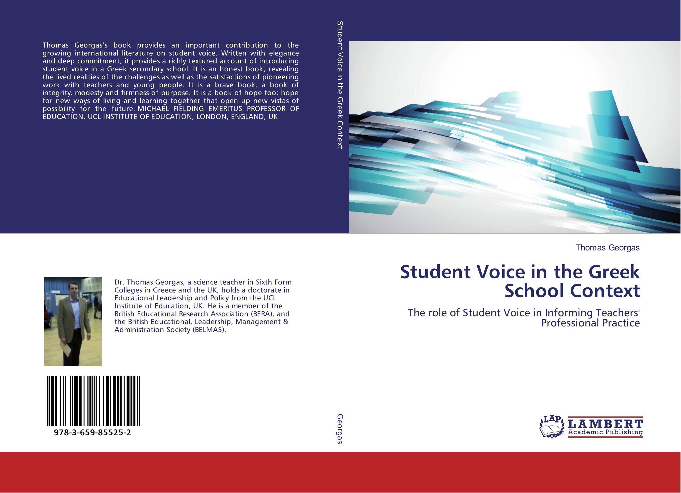 Student Voice in the Greek School Context christianity and hellenism in the fifth–century greek east – theodoret s apologetics against the greeks in context