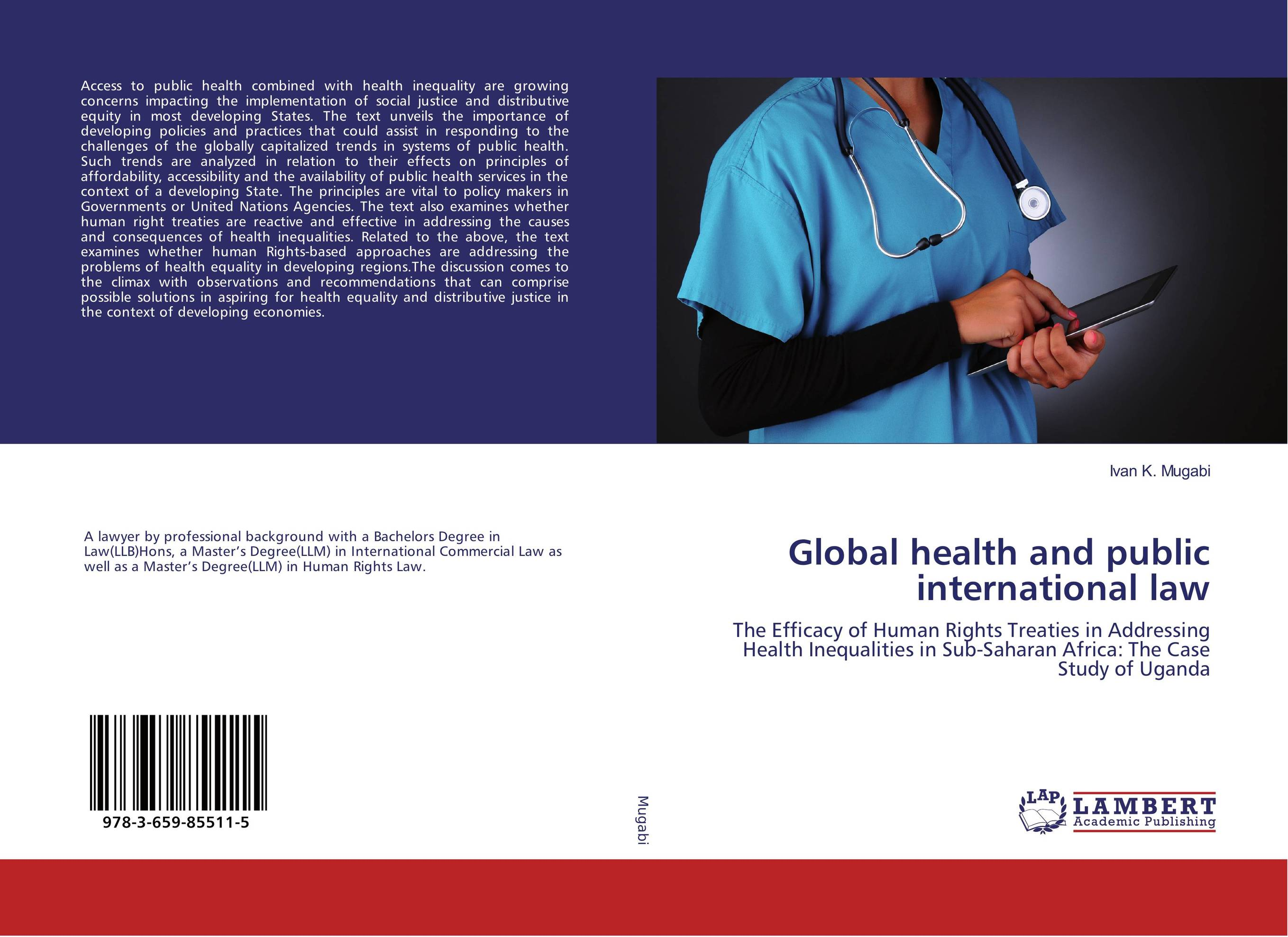Global health and public international law italian constitutional justice in global context
