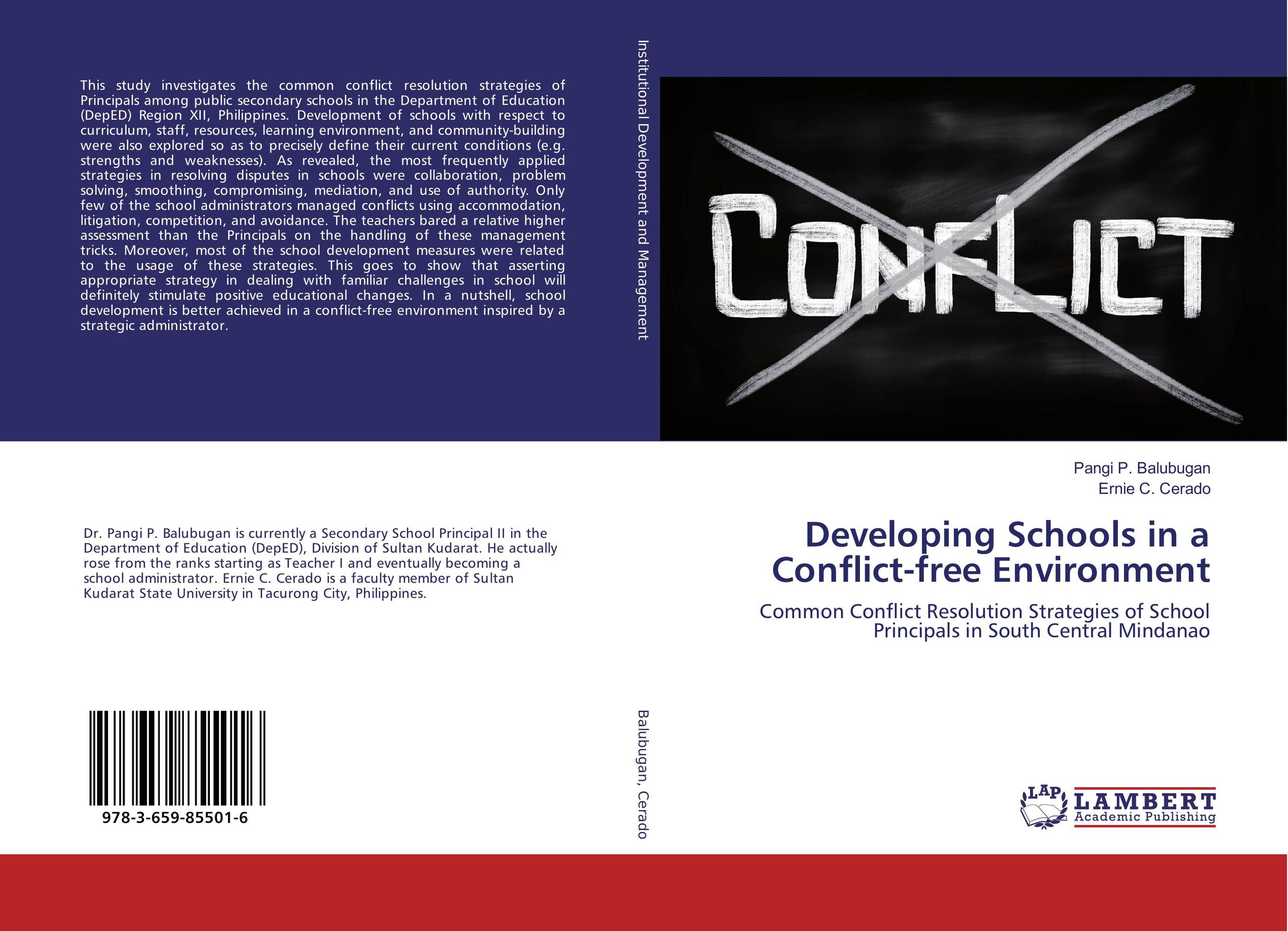 Developing Schools in a Conflict-free Environment female head teachers administrative challenges in schools in kenya