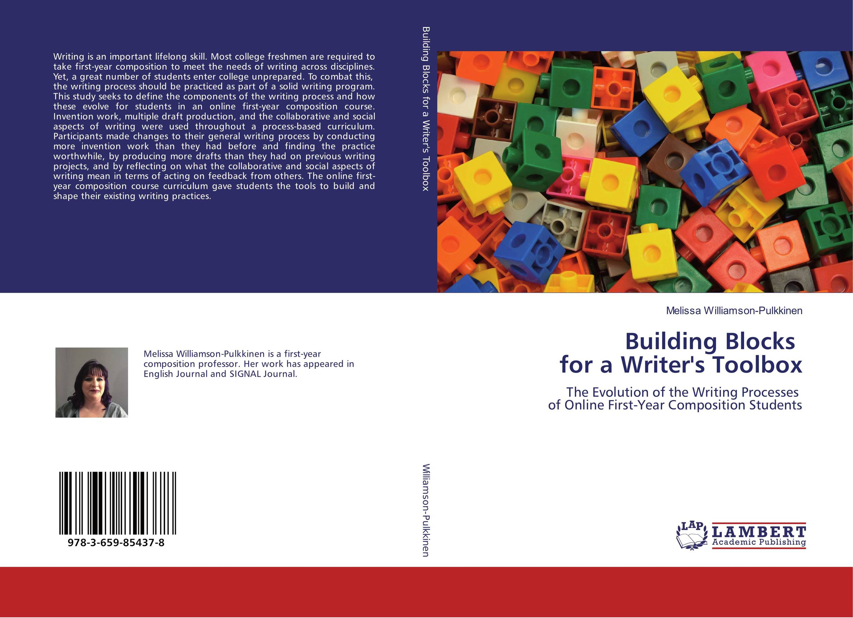 Building Blocks for a Writer's Toolbox