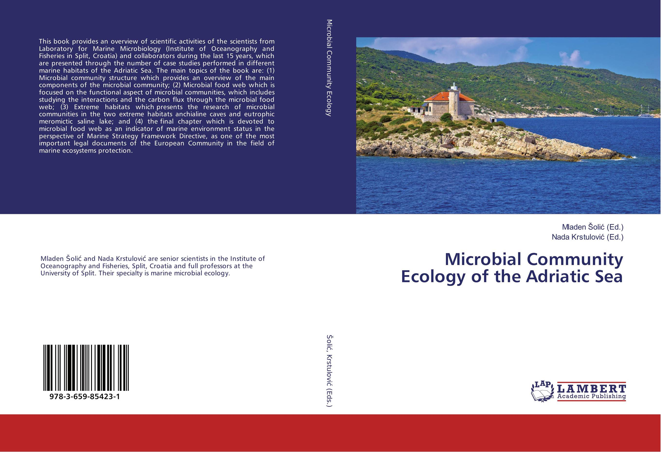 Microbial Community Ecology of the Adriatic Sea dinesh prasad n r kamini and m k gowthaman microbial tannases an overview