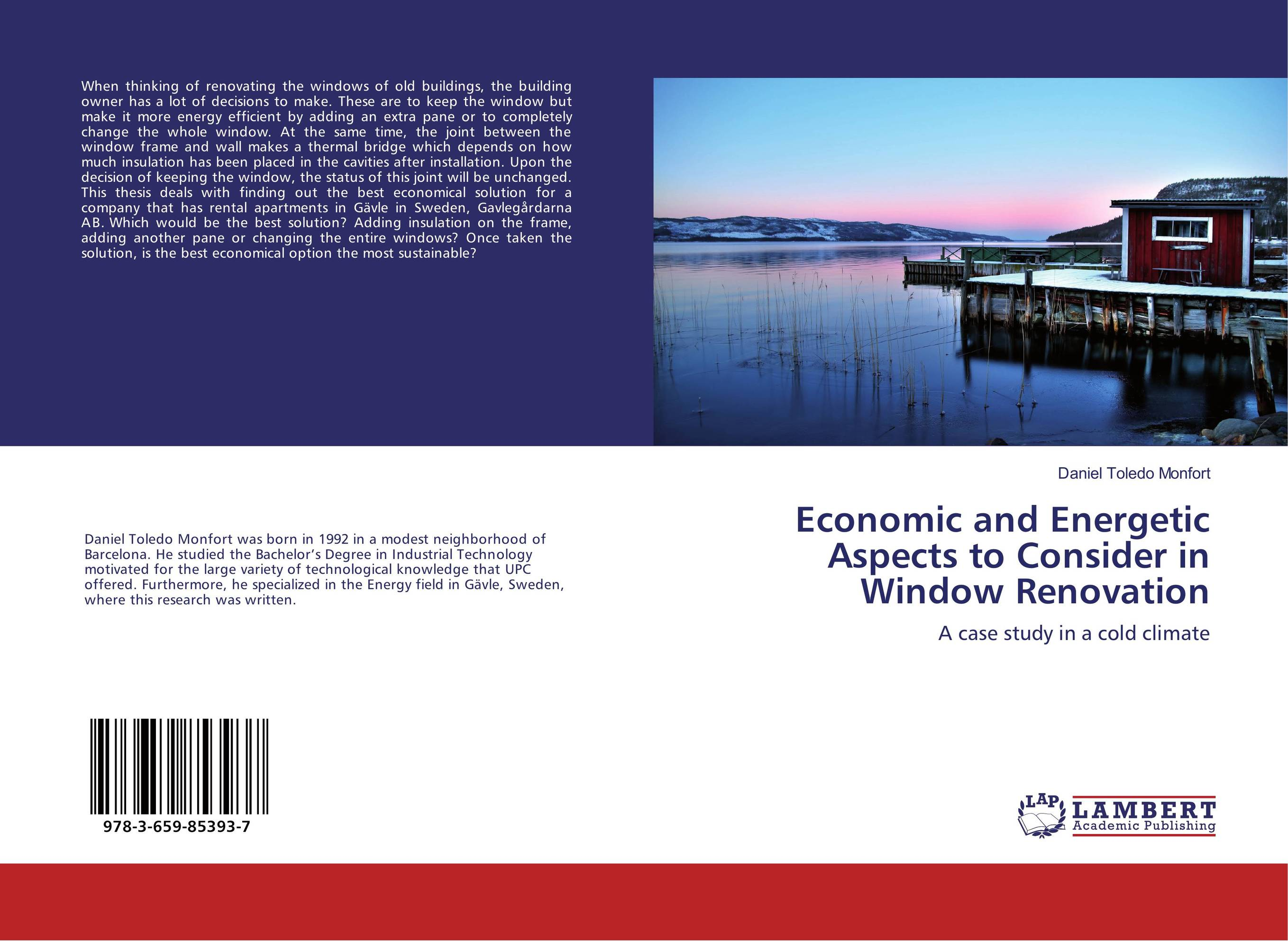 Economic and Energetic Aspects to Consider in Window Renovation николай камзин theory and practical aspects of internationa settlements economic cooperation