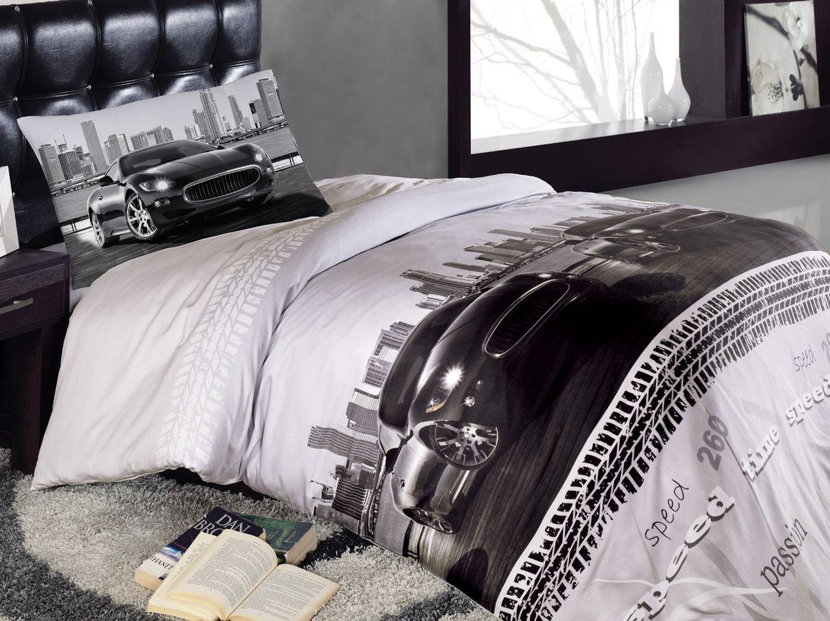 Комплект белья Altinbasak Express, 1,5-спальный, наволочки 50х70296/10