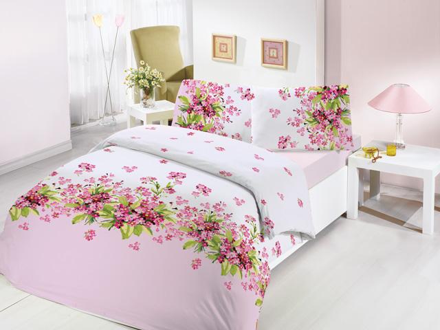 Комплект белья Altinbasak Sumbul, 2-спальный, наволочки 50х70, цвет: розовый297/36/CHAR001Комплект постельного белья включает в себя четыре предмета: простыню, пододеяльник и две наволочки, выполненные из ранфорса.Ранфорс - 100% хлопковое волокно, для которого характерна высокая плотность. Ткань отличается повышенной прочностью и износостойкостью, не теряет своего вида даже после частых стирок. Отлично подстраивается под температуру окружающей среды, даря зимой тепло, а летом - прохладу. Гипоаллергенен, хорошо пропускает воздух и впитывает влагу. Советы по выбору постельного белья от блогера Ирины Соковых. Статья OZON Гид