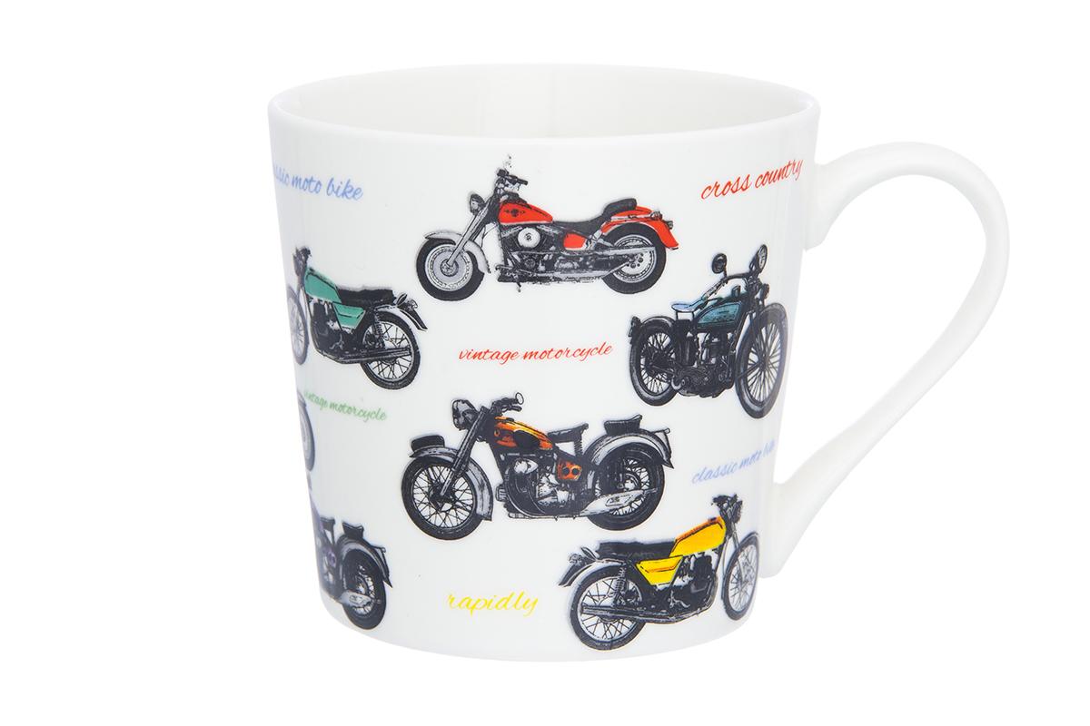 Кружка Elan Gallery Мотоциклы, 400 мл кружки elan gallery кружка ветка сирени
