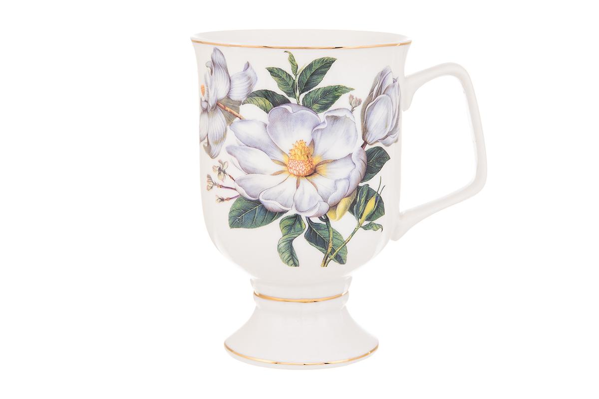 Кружка кофейная Elan Gallery Шиповник, 380 мл кружки elan gallery кружка подарок нежные розы