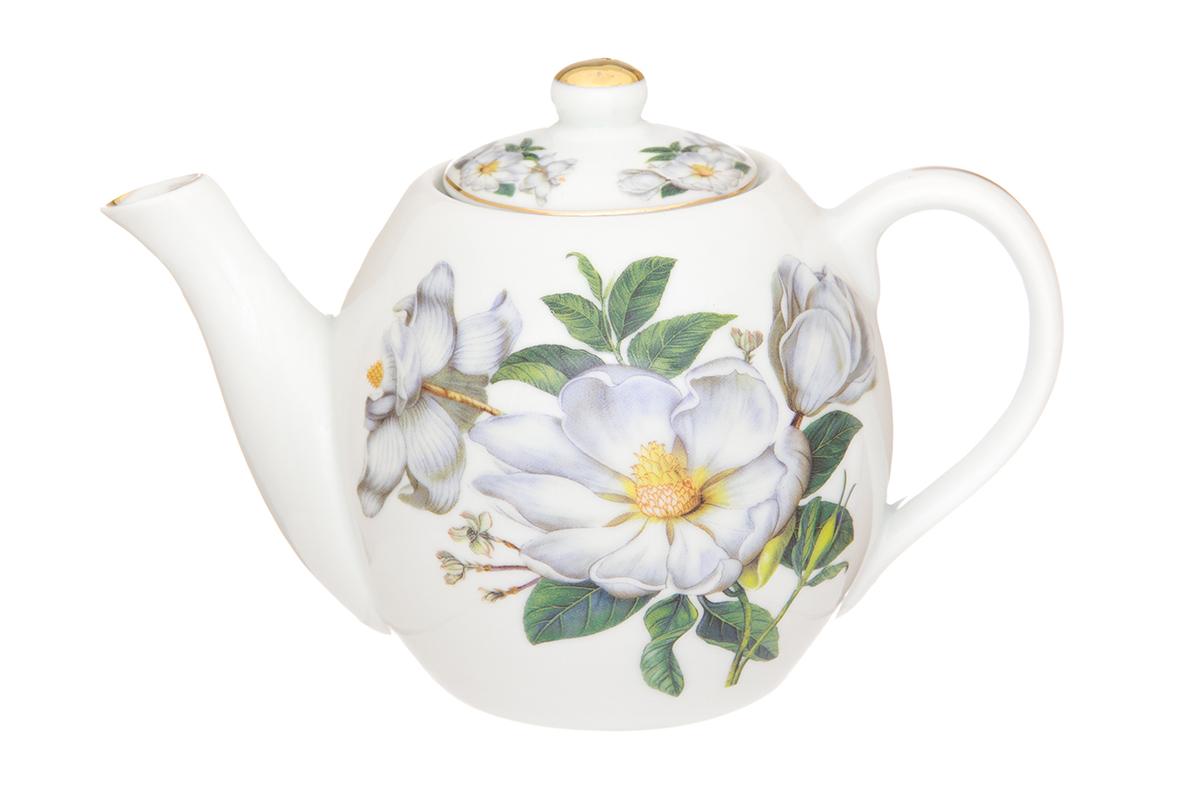 Чайник заварочный Elan Gallery Шиповник, 500 мл730680Изысканный заварочный чайник украсит сервировку стола к чаепитию. Благодаря красивому утонченному дизайну и качеству исполнения он станет хорошим подарком друзьям и близким. Изделие в подарочной упаковке.Объем чайника: 500 мл.Размер чайника: 17 х 10 х 12 см.