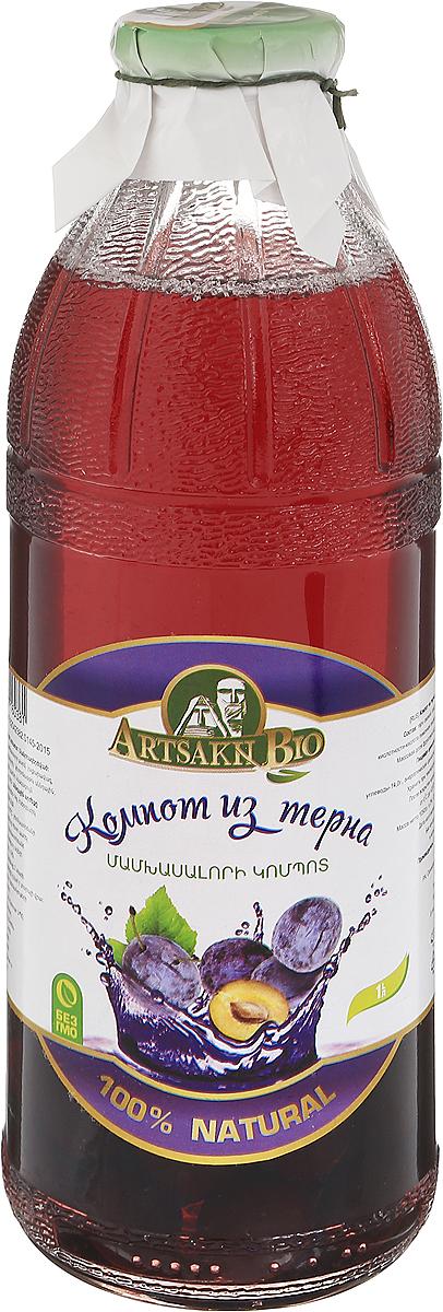 Artsakh Bio компот из терна, 1 л биойогурт bio баланс злаки 1 5%