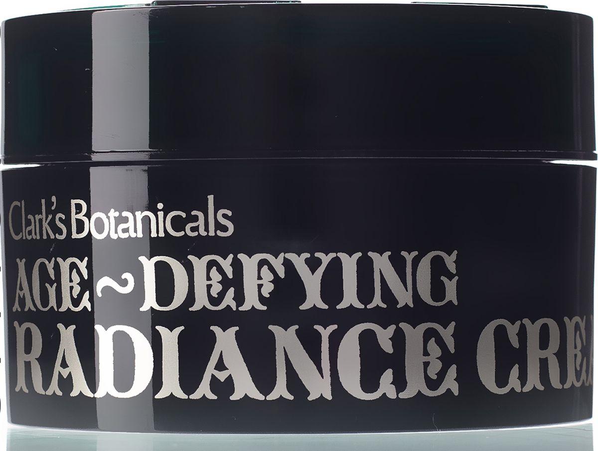 Clarks Botanicals Антивозрастной крем для лица, придающий сияние 50 млCB024Этот крем является эквивалентом красоты - кожа начинает светиться после первого применения. Содержит 18 активных ингредиентов. Облепиха немедленно выравнивает цвет лица, создавая атласную поверхность кожи, а остальные компоненты, такие как прогелин и трипептиды укрепляют и разглаживают кожу.