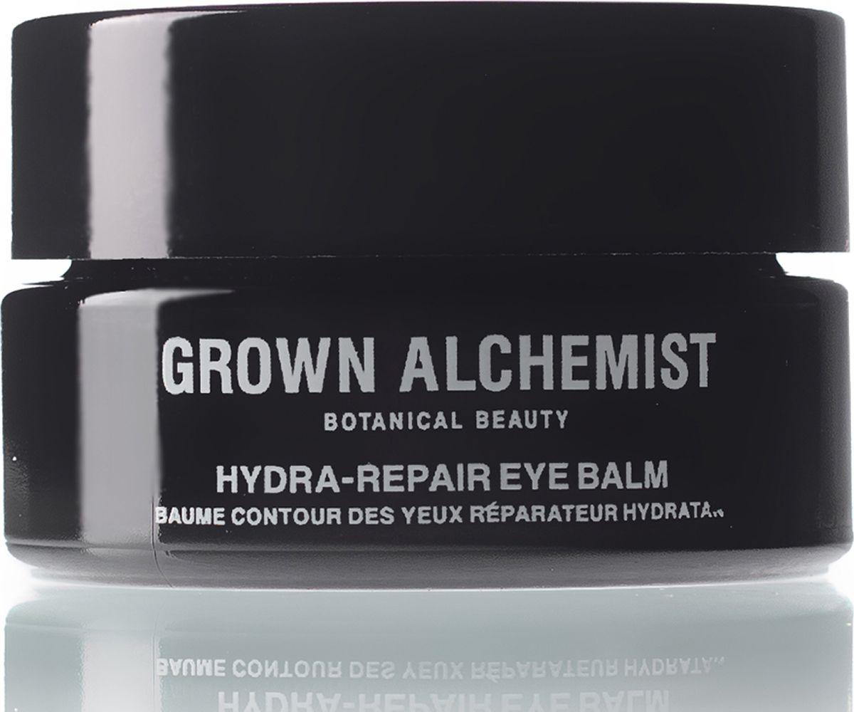 """Grown Alchemist Увлажняющий восстанавливающий бальзам для кожи вокруг глаз """"Экстракт семян подсолнечника и токоферол"""" 15 мл"""