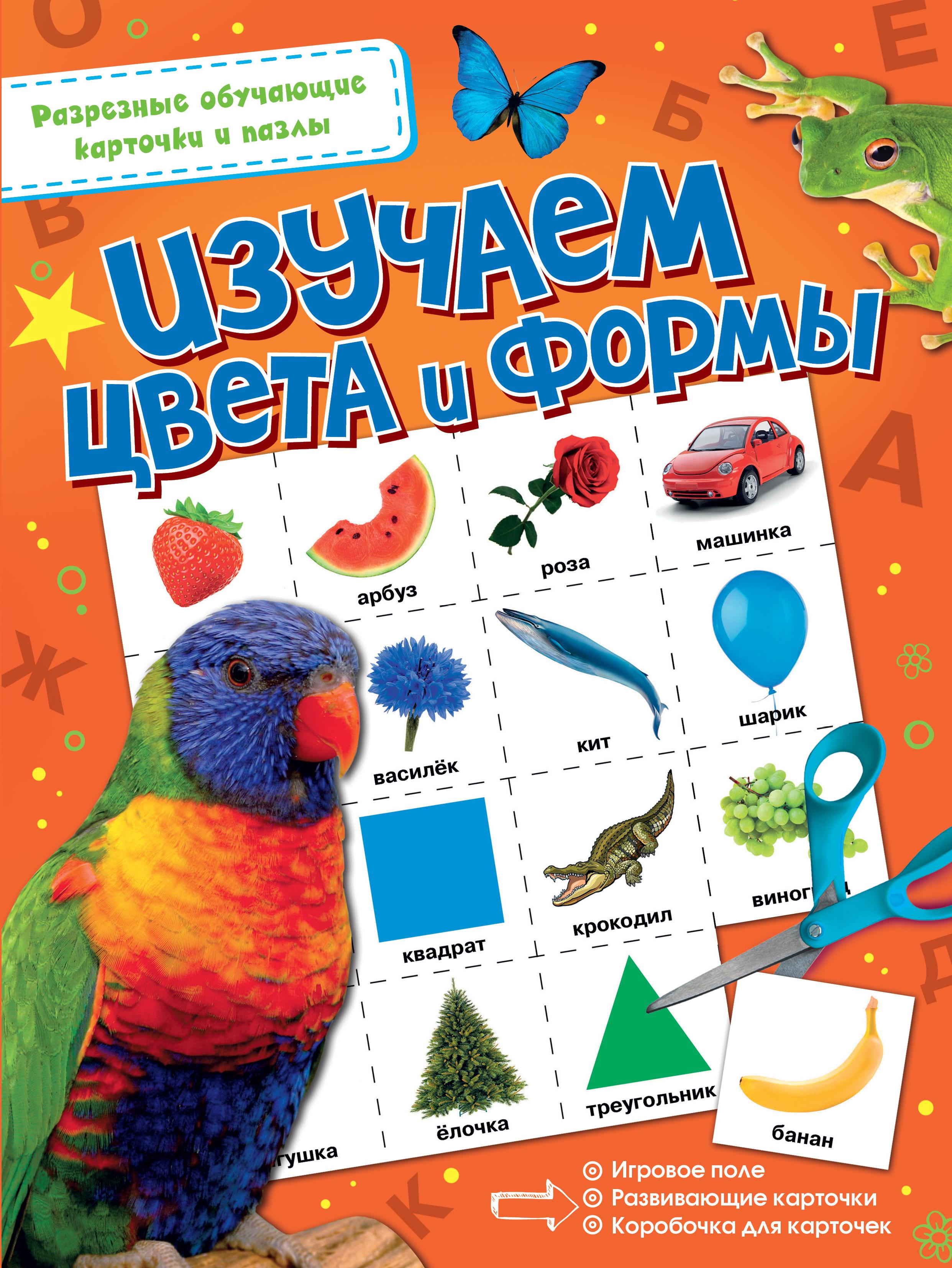 Купить Изучаем цвета и формы