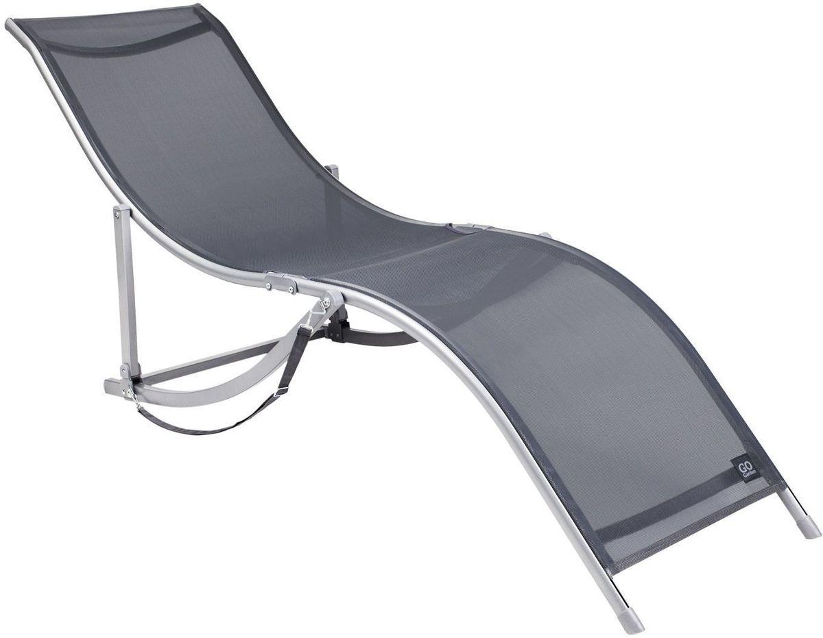 Шезлонг складной GoGarden Relax, садовый, 172 х 56 х 67 см50303Шезлонг складной GoGarden RELAX предназначен для использования на даче и дома. Он имеет очень элегантный дизайн. Рама выполнена из прочной стали.- Отличная поддержка спины и ног;- Лямка для переноски;- Материал имеет хорошую пространственную стабилизацию;- Прочный сетчатый материал стойкий к ультрафиолетовому излучению;- Быстро сохнет и прост в уходе;- В сложенном состоянии не занимает много места.Рама: 30/20 / 21/29 мм сталь с покрытием от царапин и коррозии.Размер в разложенном виде: 172 х 56 х 67 см.Размер в сложенном виде: 50 х 110 х 12 см.Вес: 7,3 кг.Нагрузка: 100 кг.
