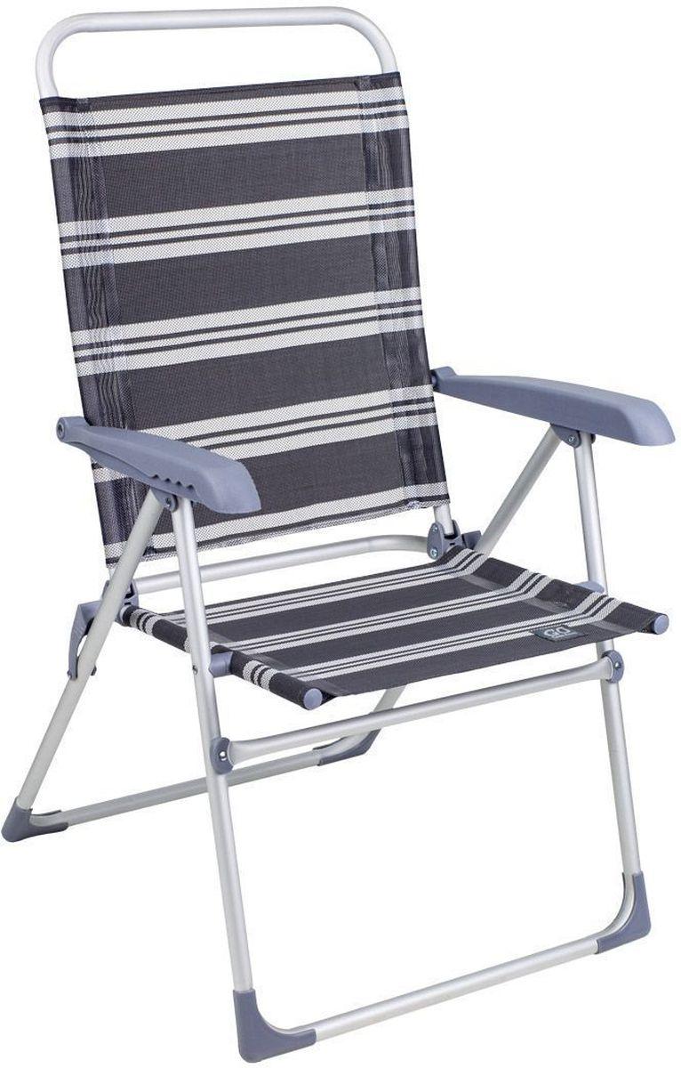 "Кресло складное GoGarden ""Sunrise Deluxe"", 4-позиционная регулировка, 62 х 58 х 103 см"
