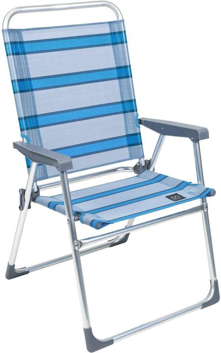 Кресло складное GoGarden Weekend, 52 х 56 х 92 см50325Удобное кресло GoGarden Weekend небольшого размера, очень легкое и компактное, отличный выбор для отдыха на природе или даче.Материал сиденья TEXTILENE устойчив к ультрафиолетовому излучению и образованию плесени. Благодаря своей структуре материал не впитывает влагу, быстро сохнет и очень простой в уходе. Кресло можно хранить на открытом воздухе в течение всего сезона.Сиденье не имеет поперечной рамы, что обеспечивает комфорт при длительном использовании. Конструкция ножек препятствует проваливанию кресла в землю и песок. Рама кресла выполнена из высококачественного 22 мм алюминия. В сложенном состоянии кресло не занимает много места.Размер в разложенном виде: 52 х 56 х 92 см.Размер в сложенном виде: 87 х 55 х 8 см.Вес: 2,35 кг. Максимальная нагрузка: 100 кг.