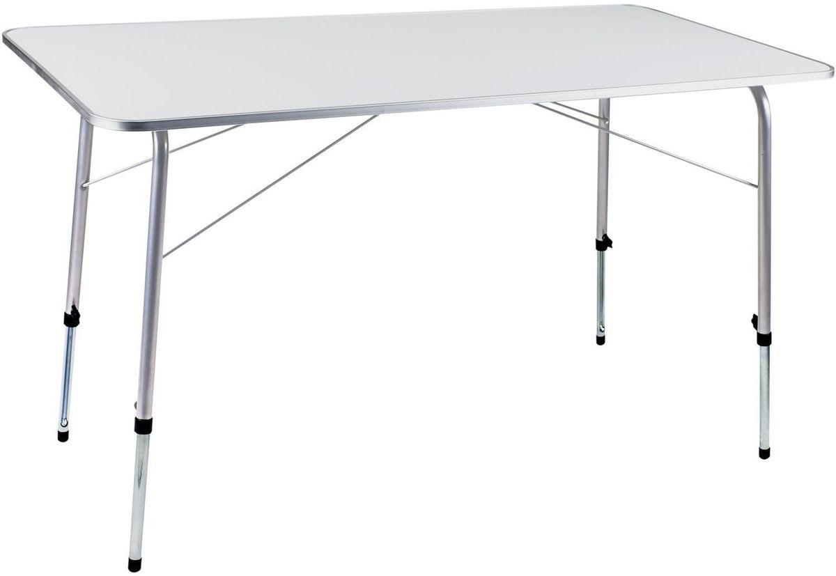 Стол складной GoGarden Party 120, с телескопическими ножками, садовый, 60 х 120 х 50/69 см